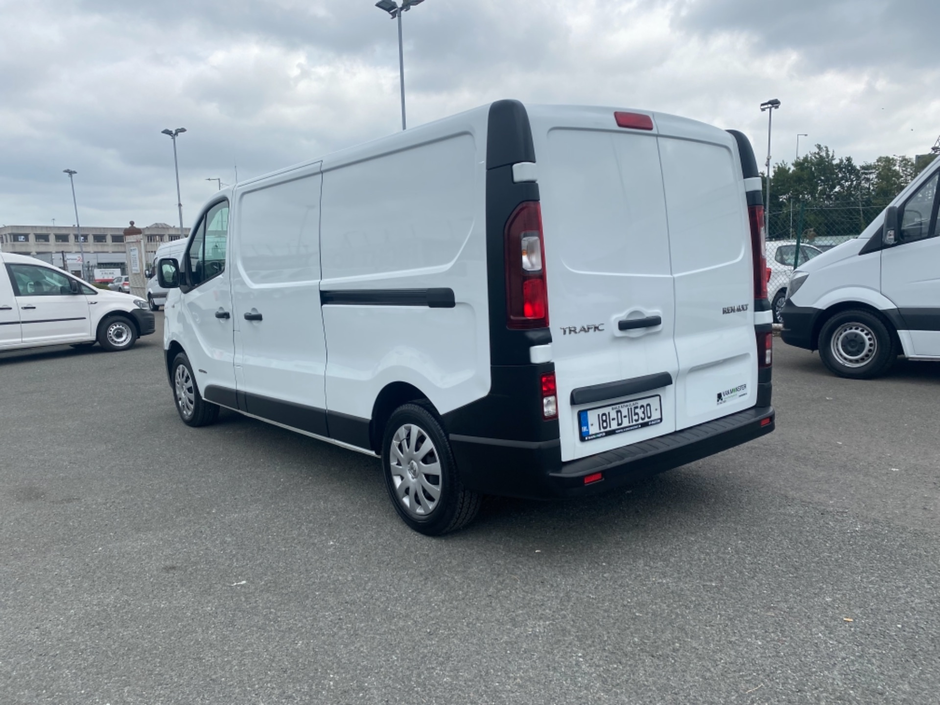 2018 Renault Trafic LL29 DCI 120 Business 3DR (181D11530) Image 4