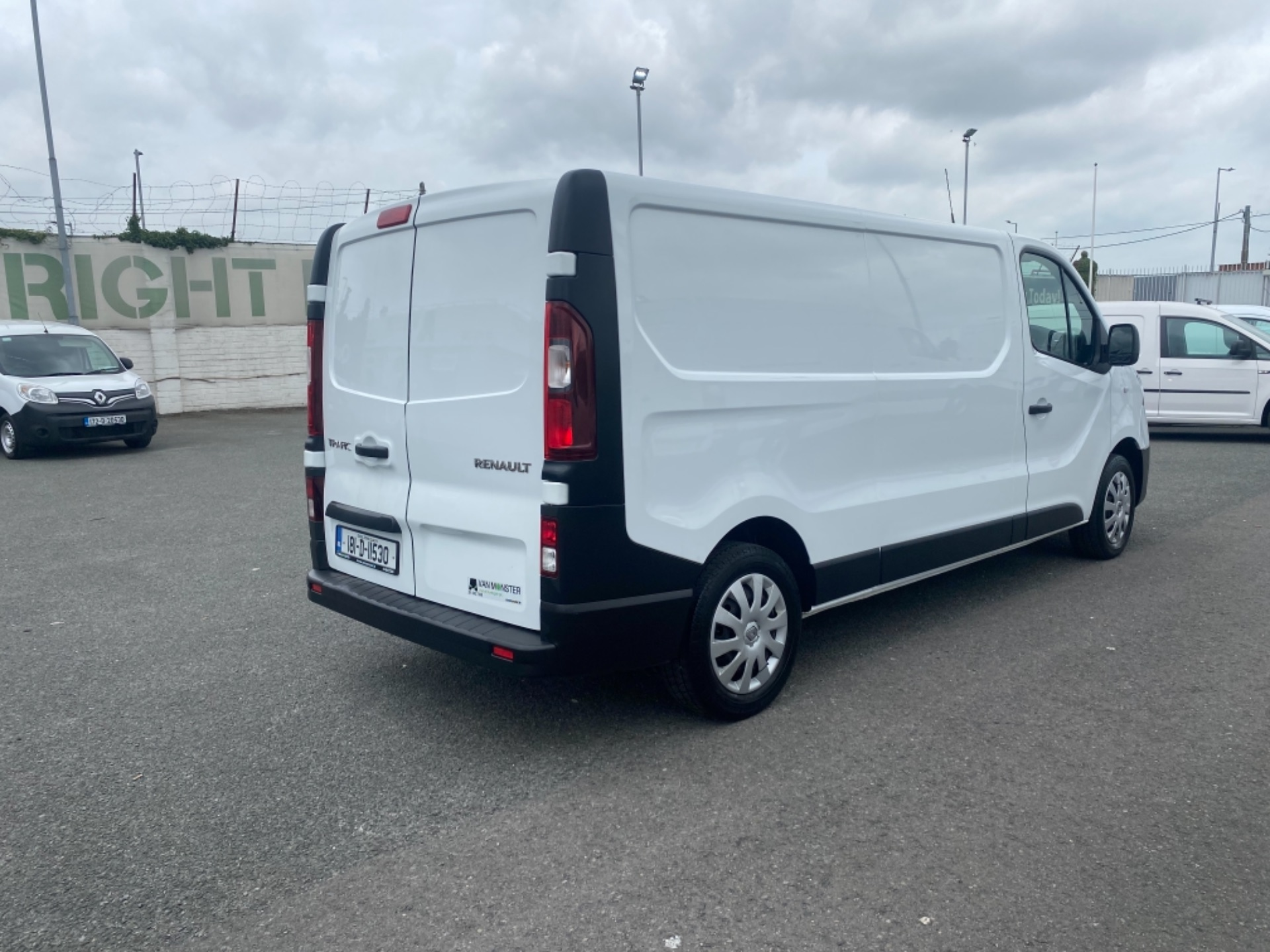 2018 Renault Trafic LL29 DCI 120 Business 3DR (181D11530) Image 6