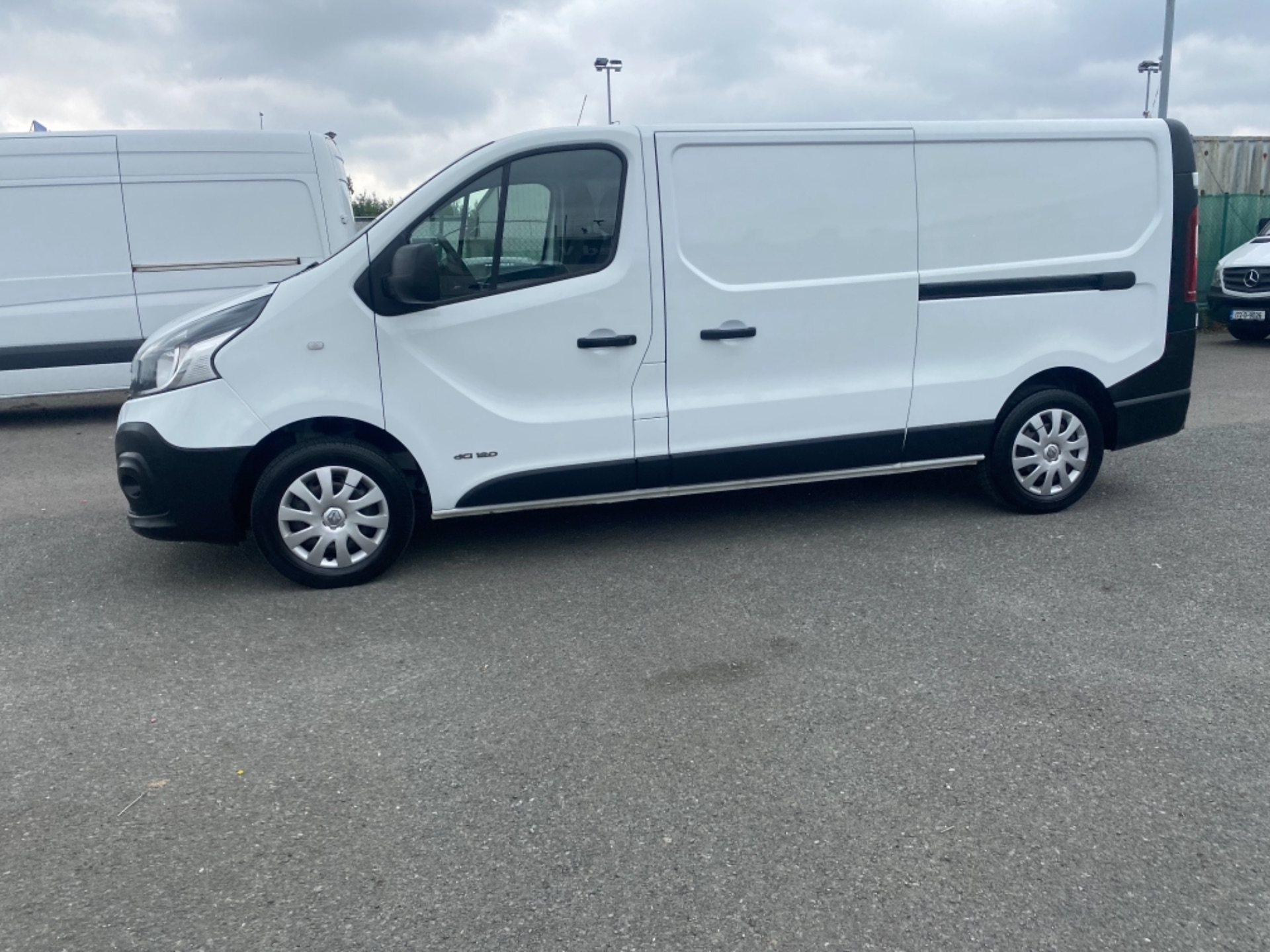 2018 Renault Trafic LL29 DCI 120 Business 3DR (181D11530) Image 3