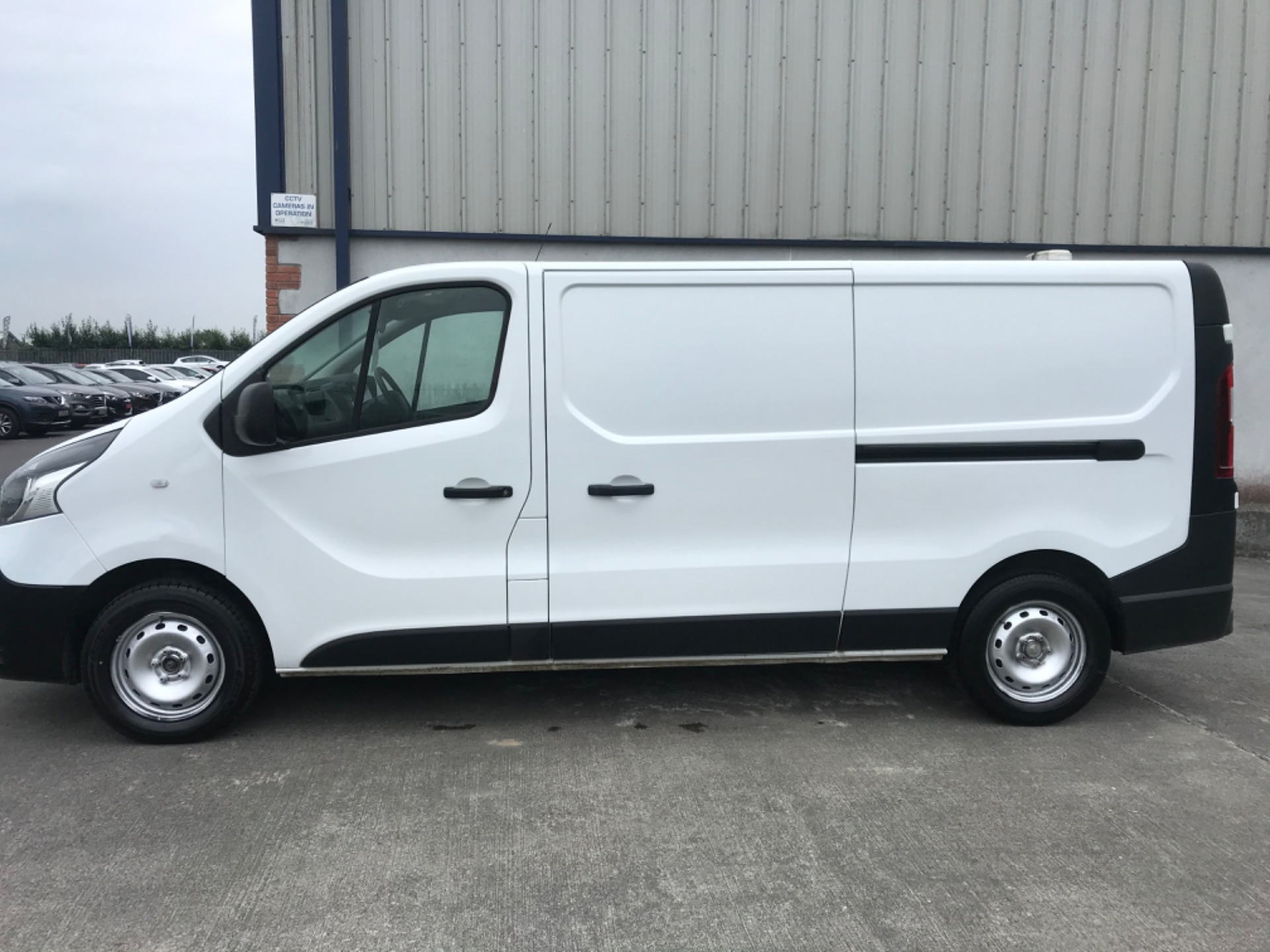 2018 Renault Trafic LL29 DCI 120 Business 3DR (181D11565) Image 8