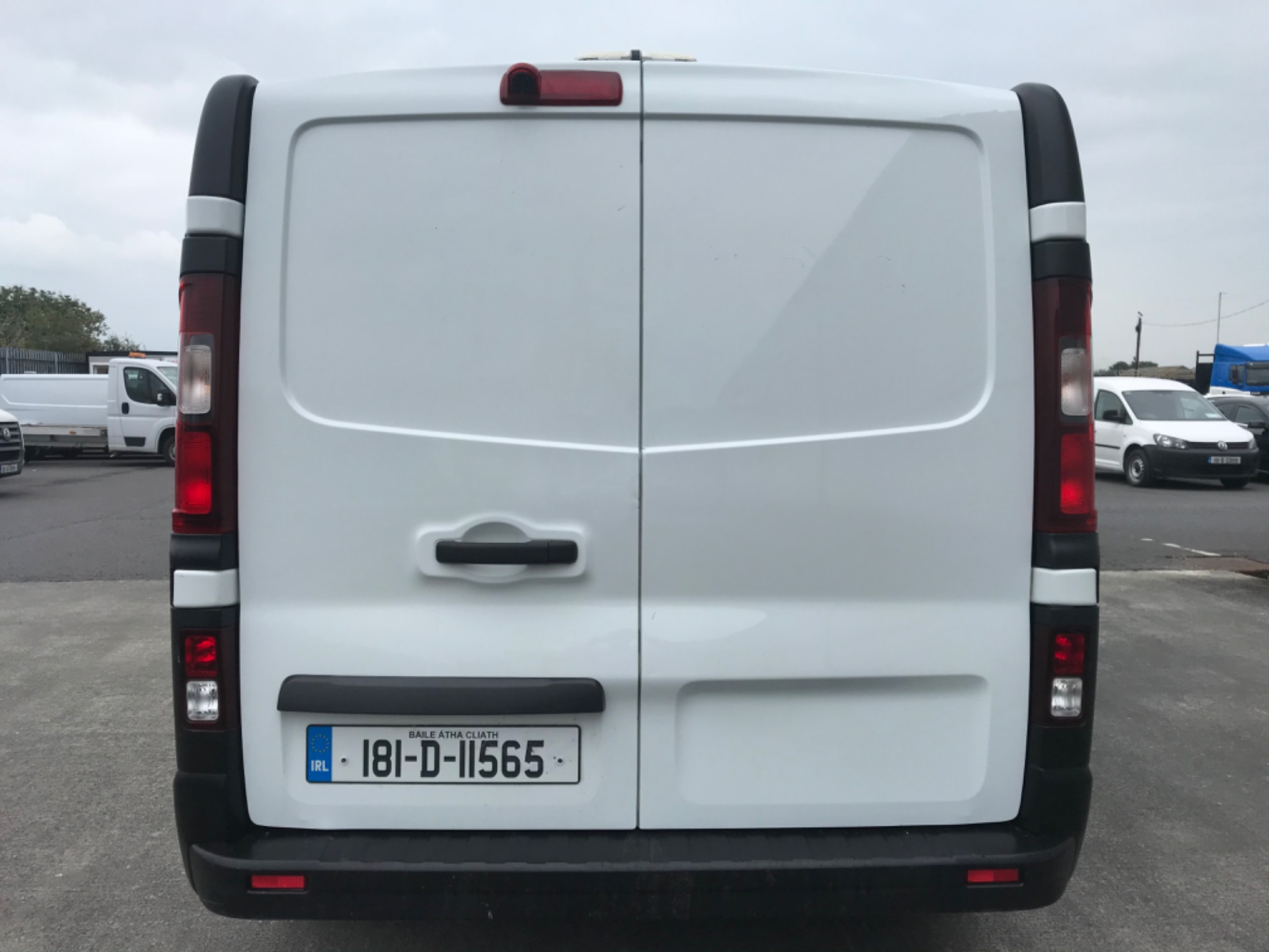 2018 Renault Trafic LL29 DCI 120 Business 3DR (181D11565) Image 6
