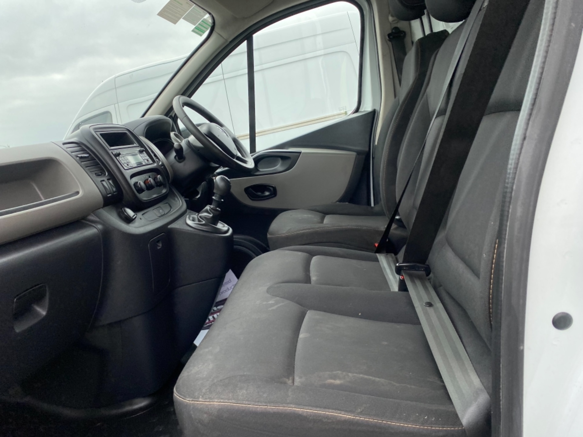 2018 Renault Trafic LL29 DCI 120 Business 3DR (181D11568) Image 11
