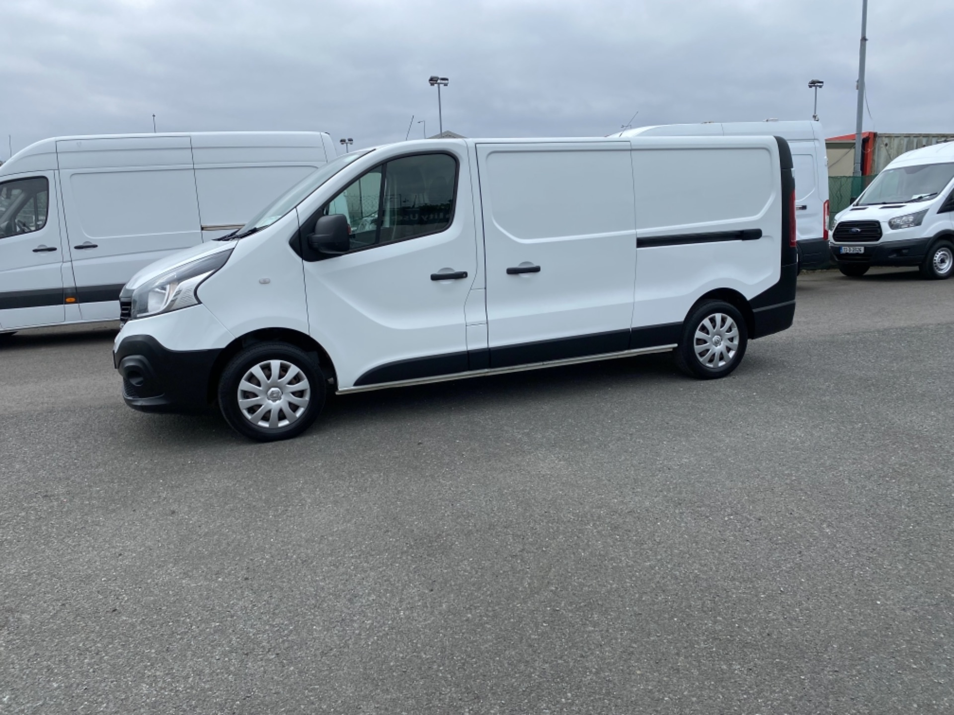 2018 Renault Trafic LL29 DCI 120 Business 3DR (181D11568) Image 4