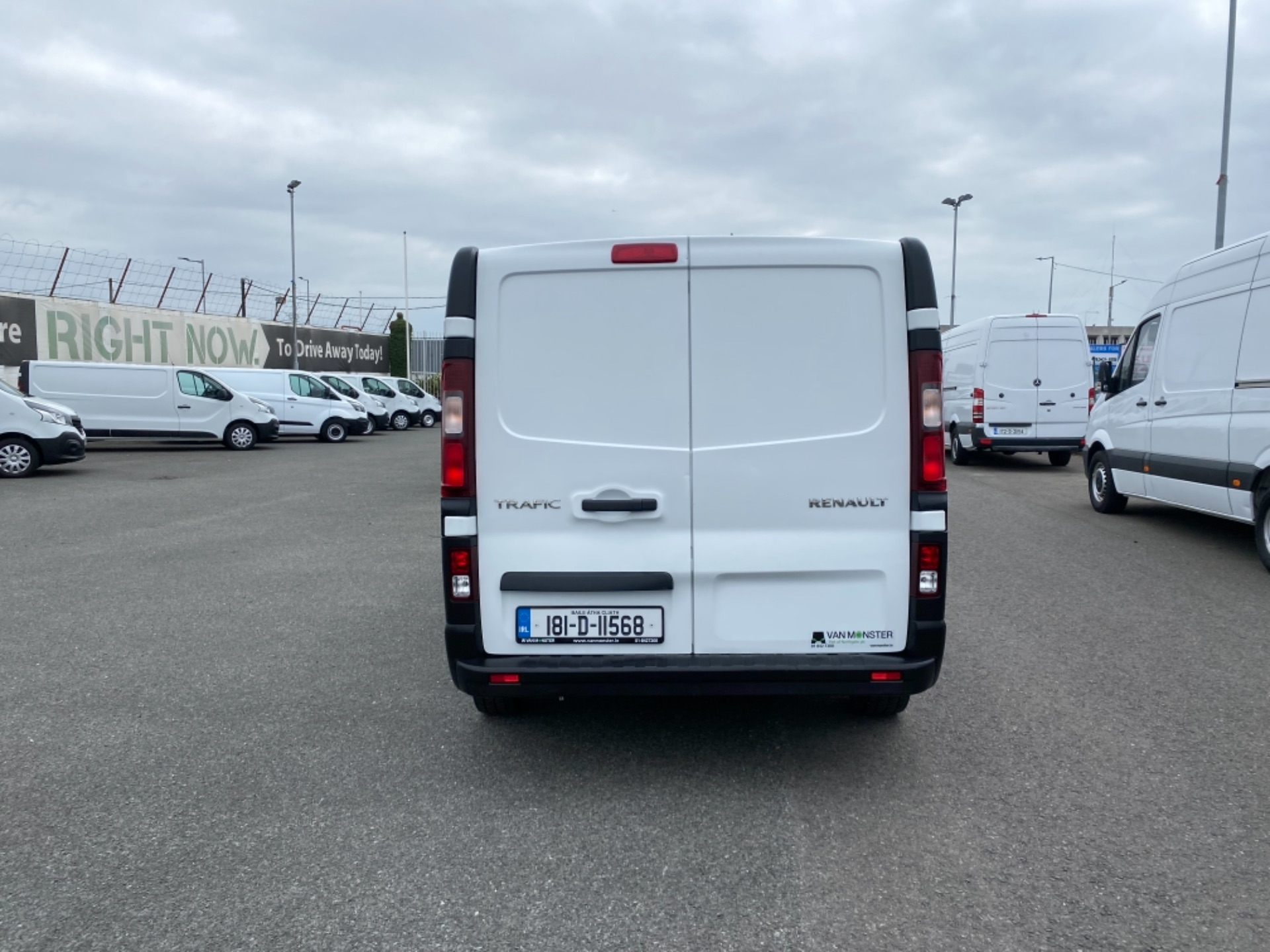 2018 Renault Trafic LL29 DCI 120 Business 3DR (181D11568) Image 6