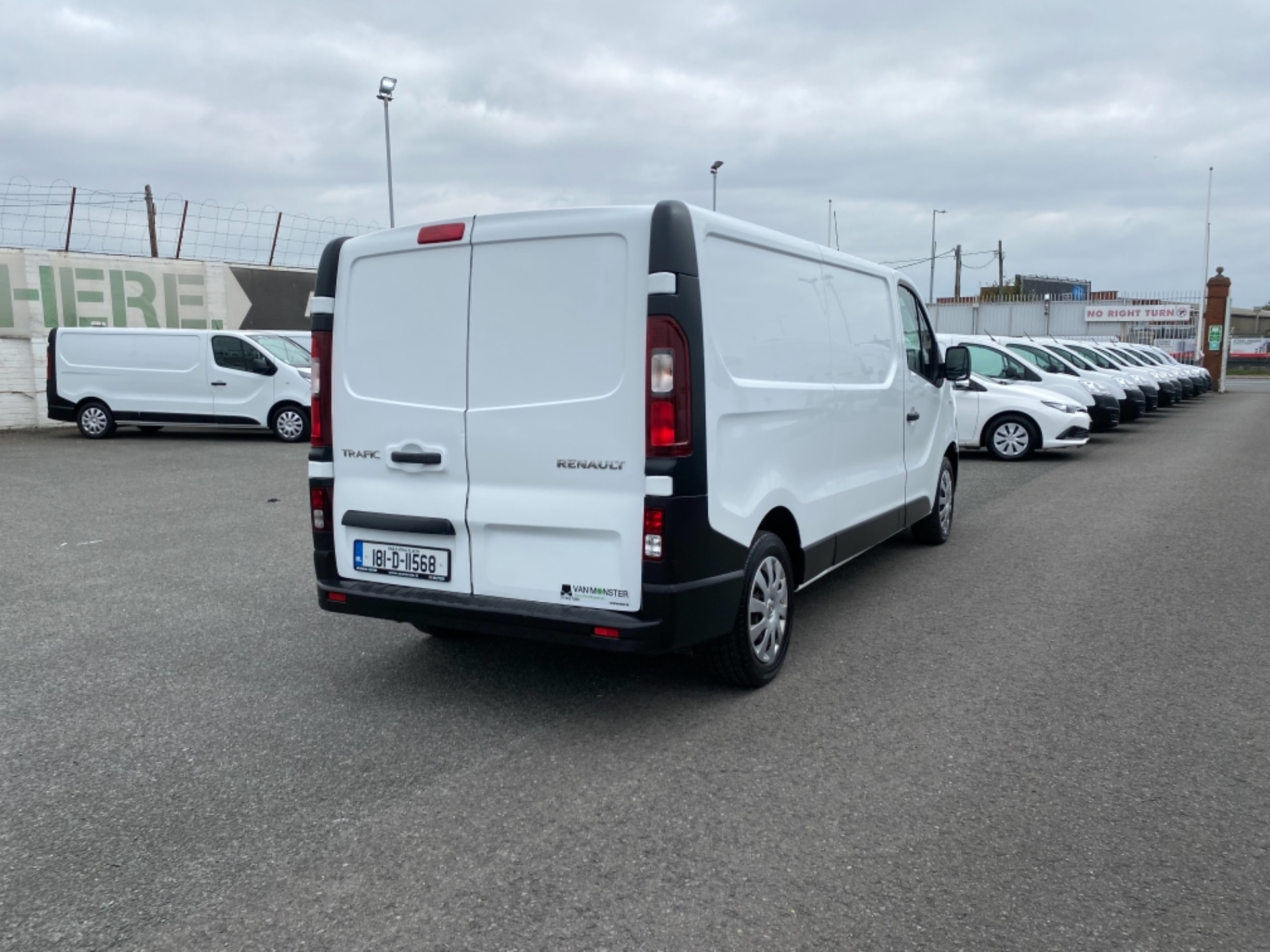 2018 Renault Trafic LL29 DCI 120 Business 3DR (181D11568) Image 7