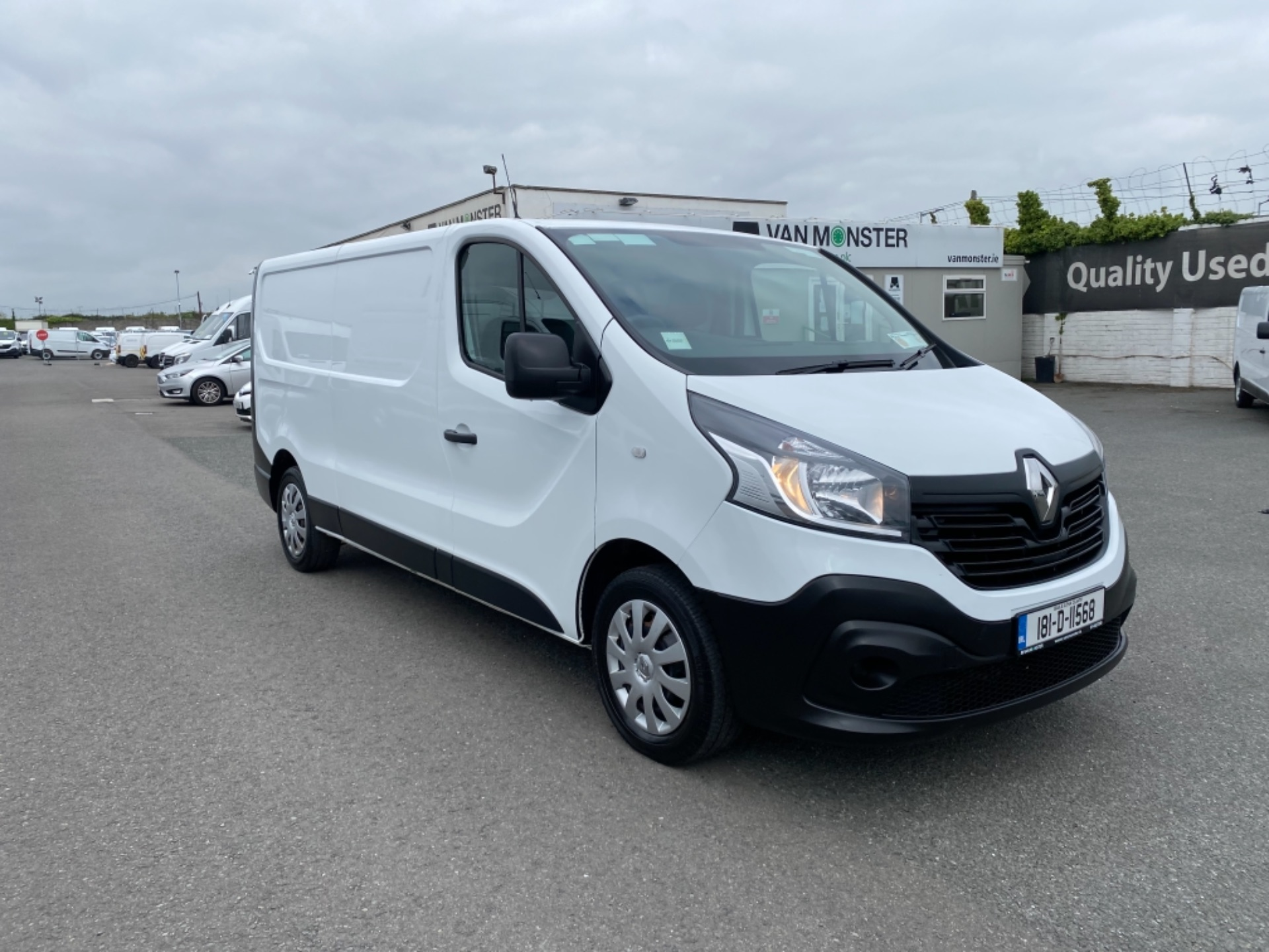 2018 Renault Trafic LL29 DCI 120 Business 3DR (181D11568) Image 1