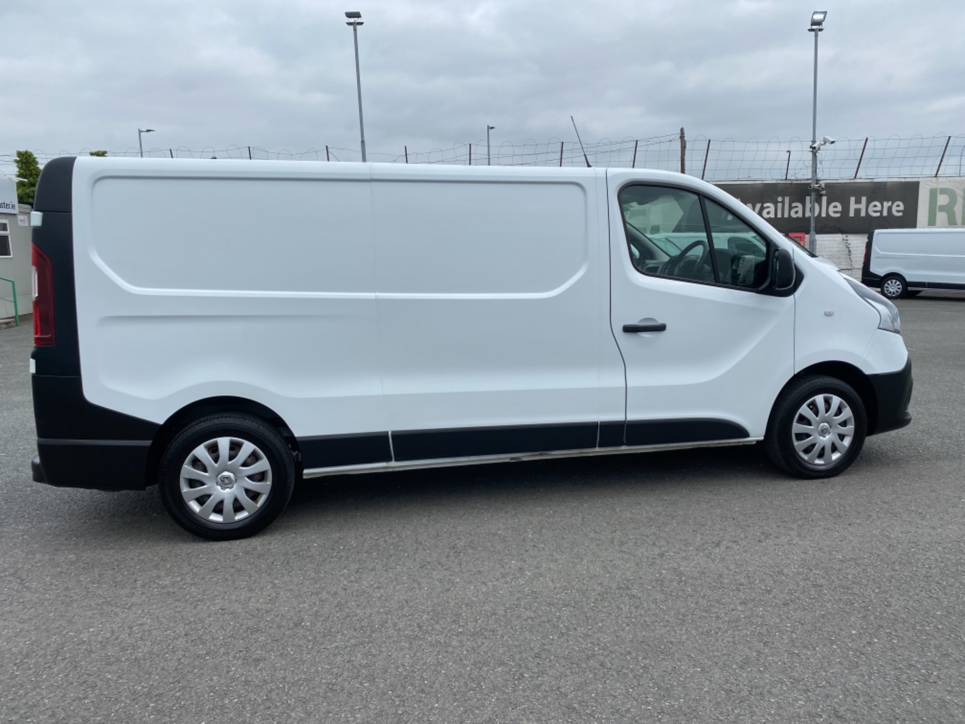 2018 Renault Trafic LL29 DCI 120 Business 3DR (181D11568) Image 8