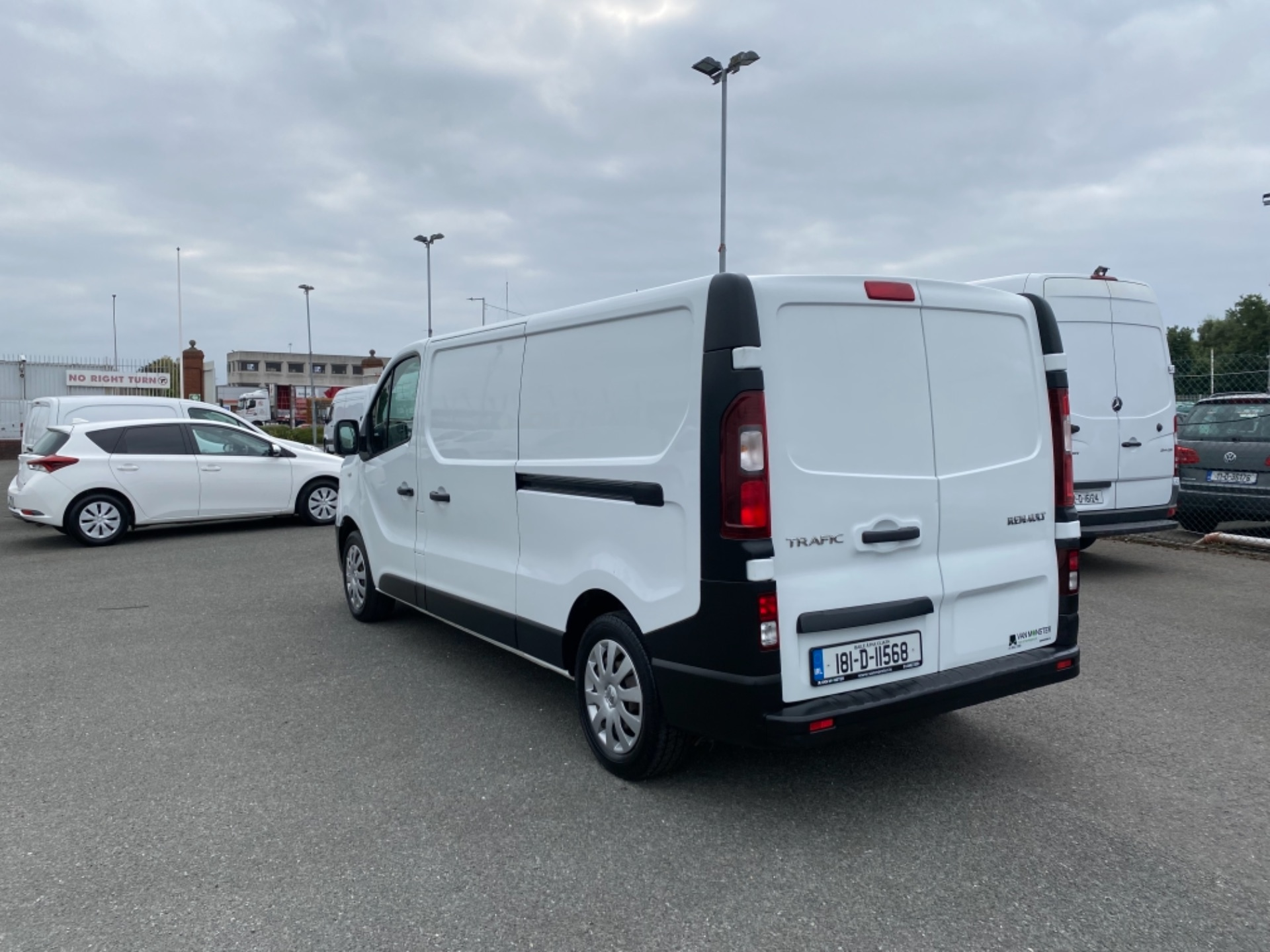 2018 Renault Trafic LL29 DCI 120 Business 3DR (181D11568) Image 5