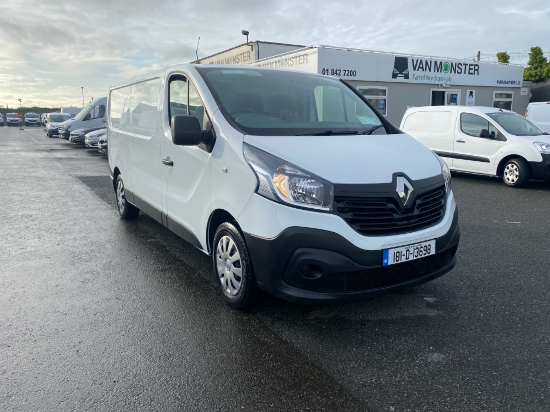 2018 Renault Trafic LL29 DCI 120 Business 3DR (181D13698) Image 1