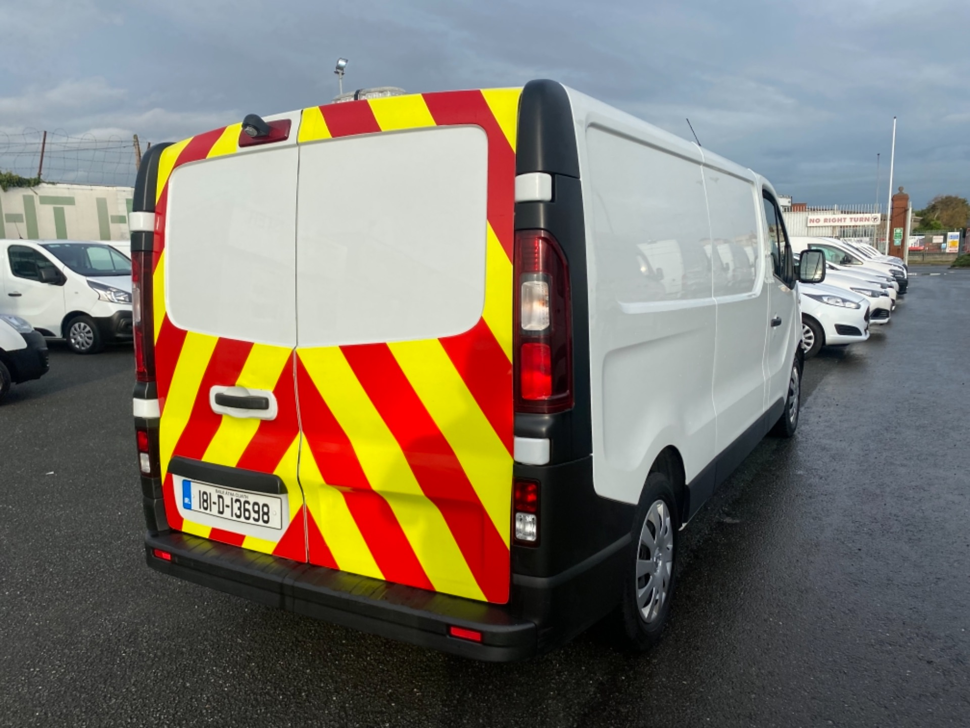 2018 Renault Trafic LL29 DCI 120 Business 3DR (181D13698) Image 7