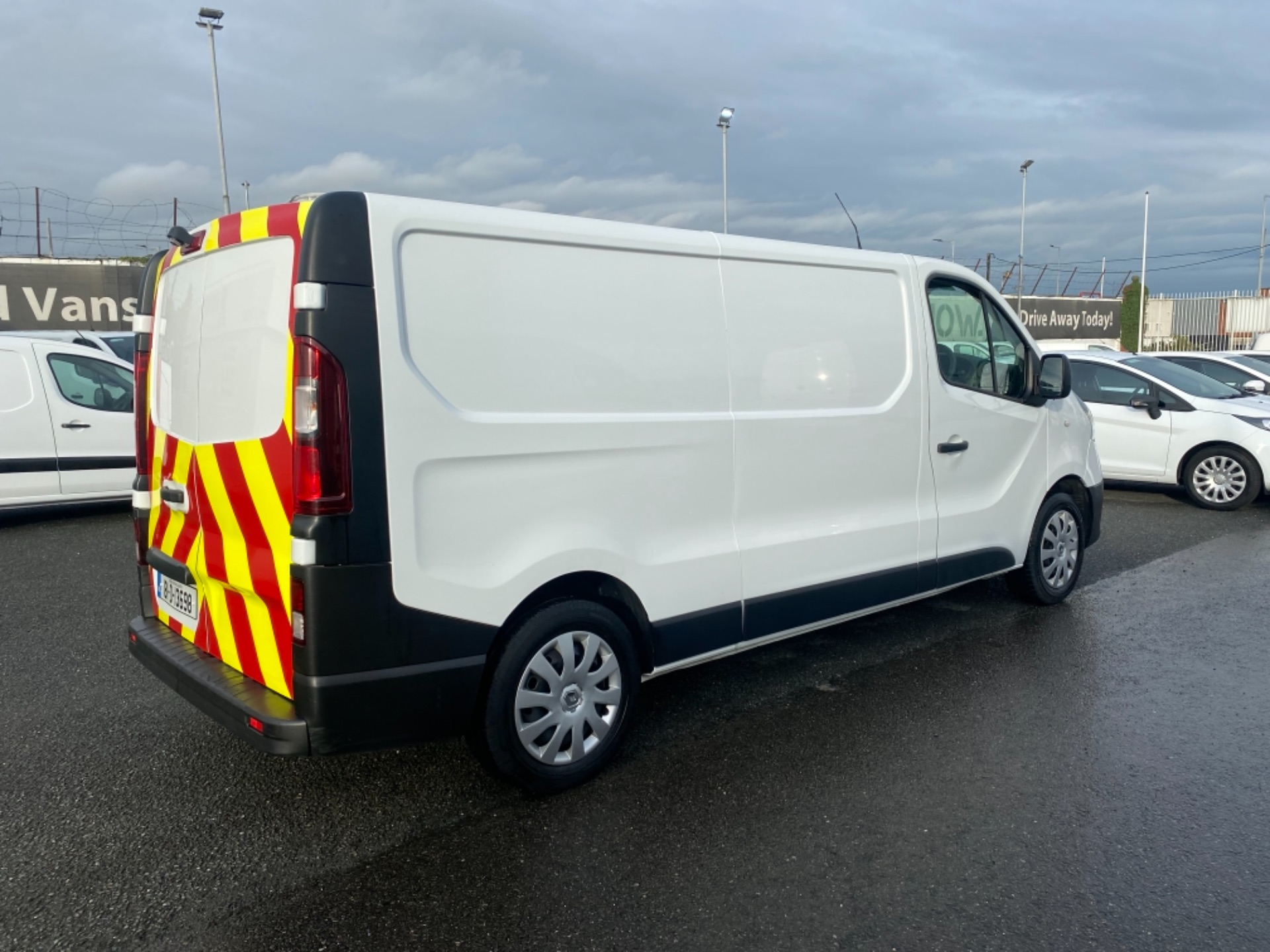 2018 Renault Trafic LL29 DCI 120 Business 3DR (181D13698) Image 8