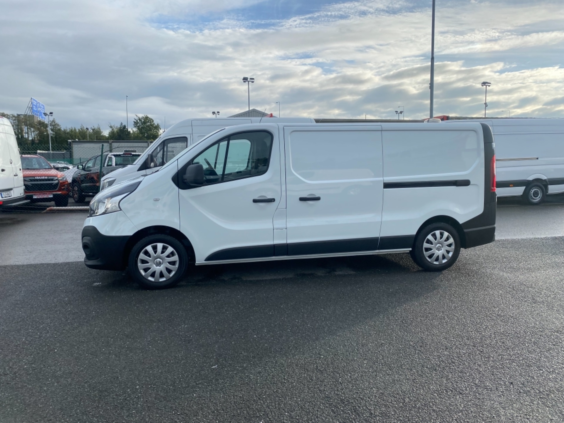 2018 Renault Trafic LL29 DCI 120 Business 3DR (181D13698) Image 3