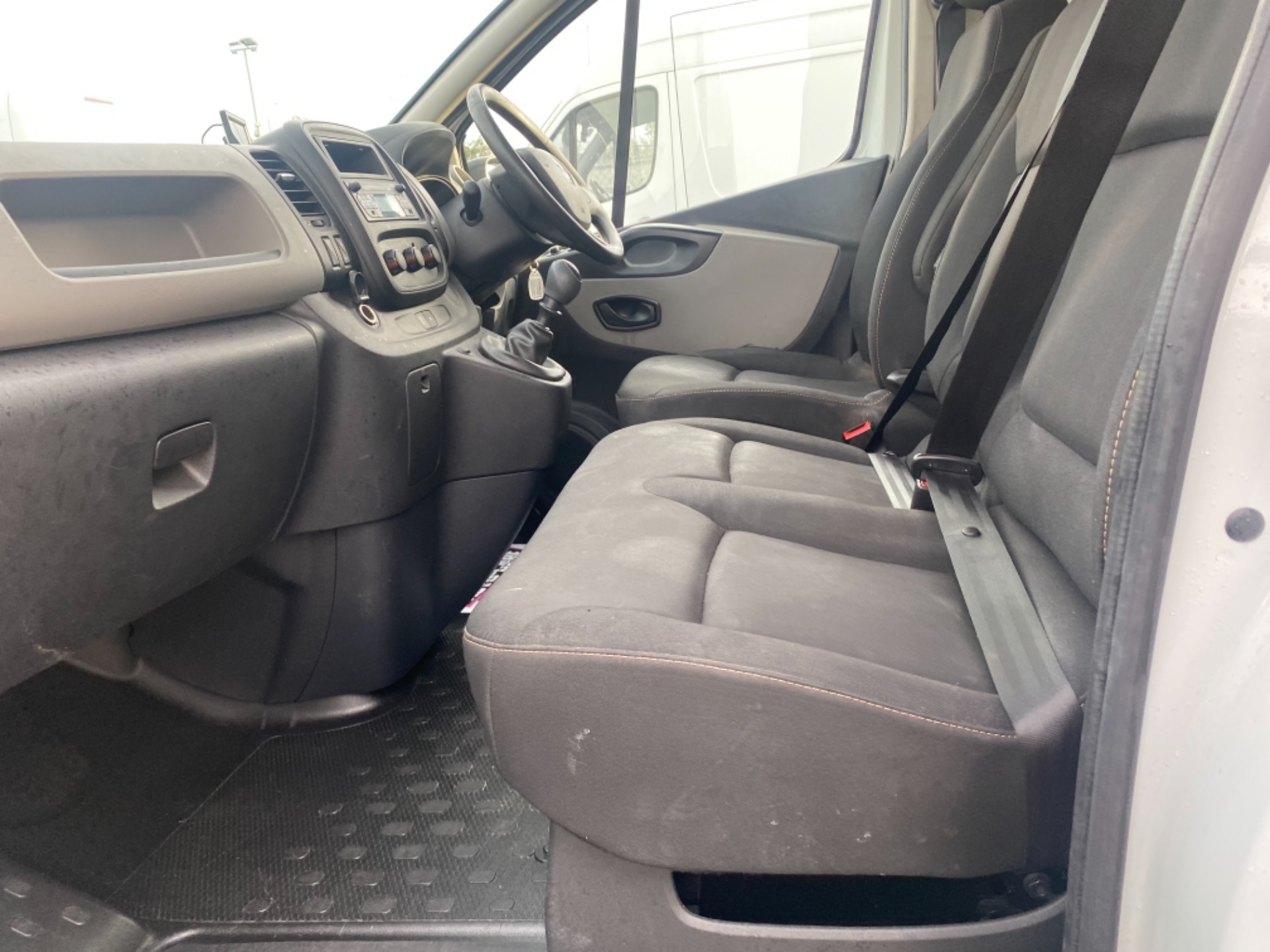 2018 Renault Trafic LL29 DCI 120 Business 3DR (181D13698) Image 11