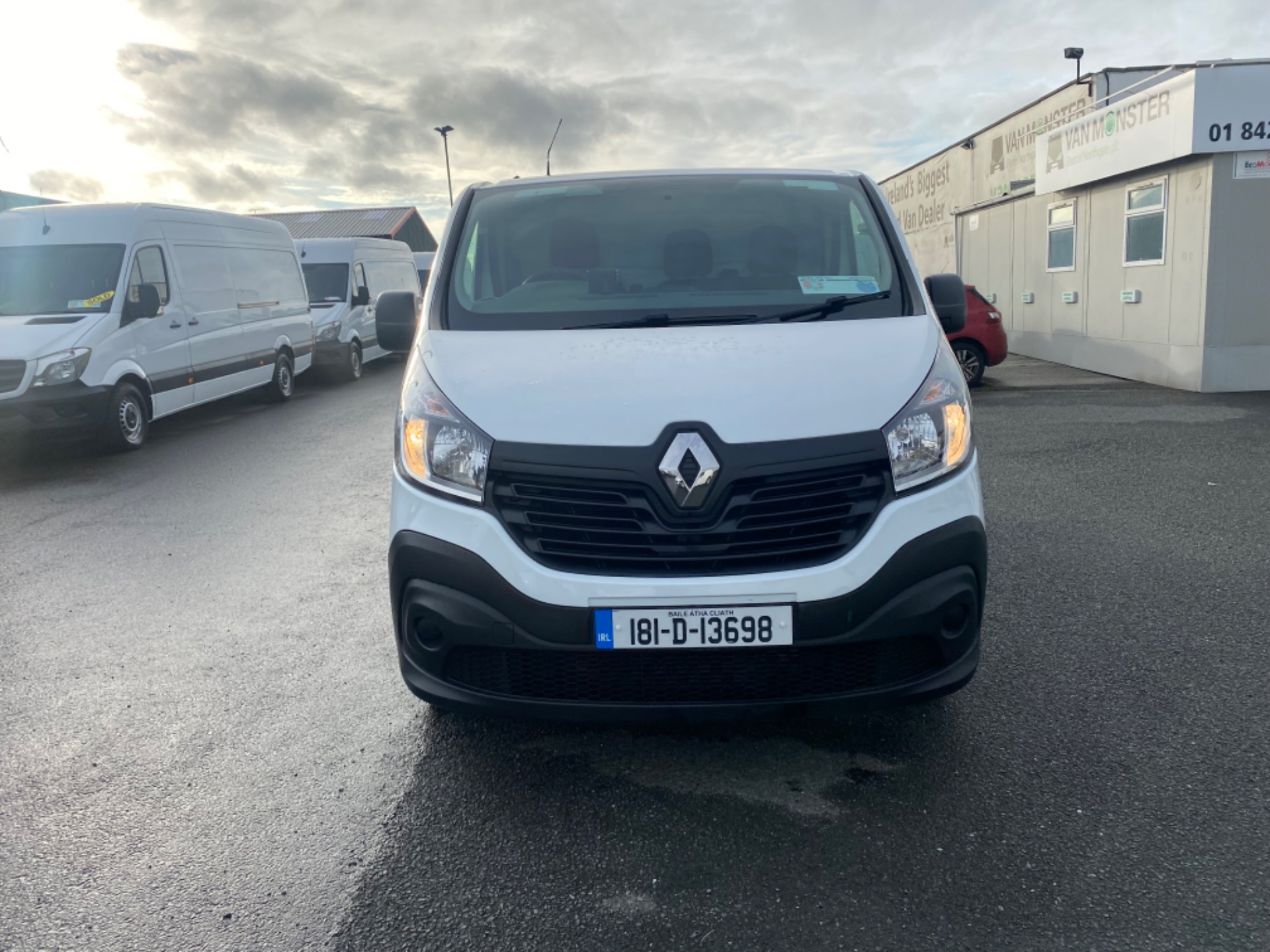 2018 Renault Trafic LL29 DCI 120 Business 3DR (181D13698) Image 2