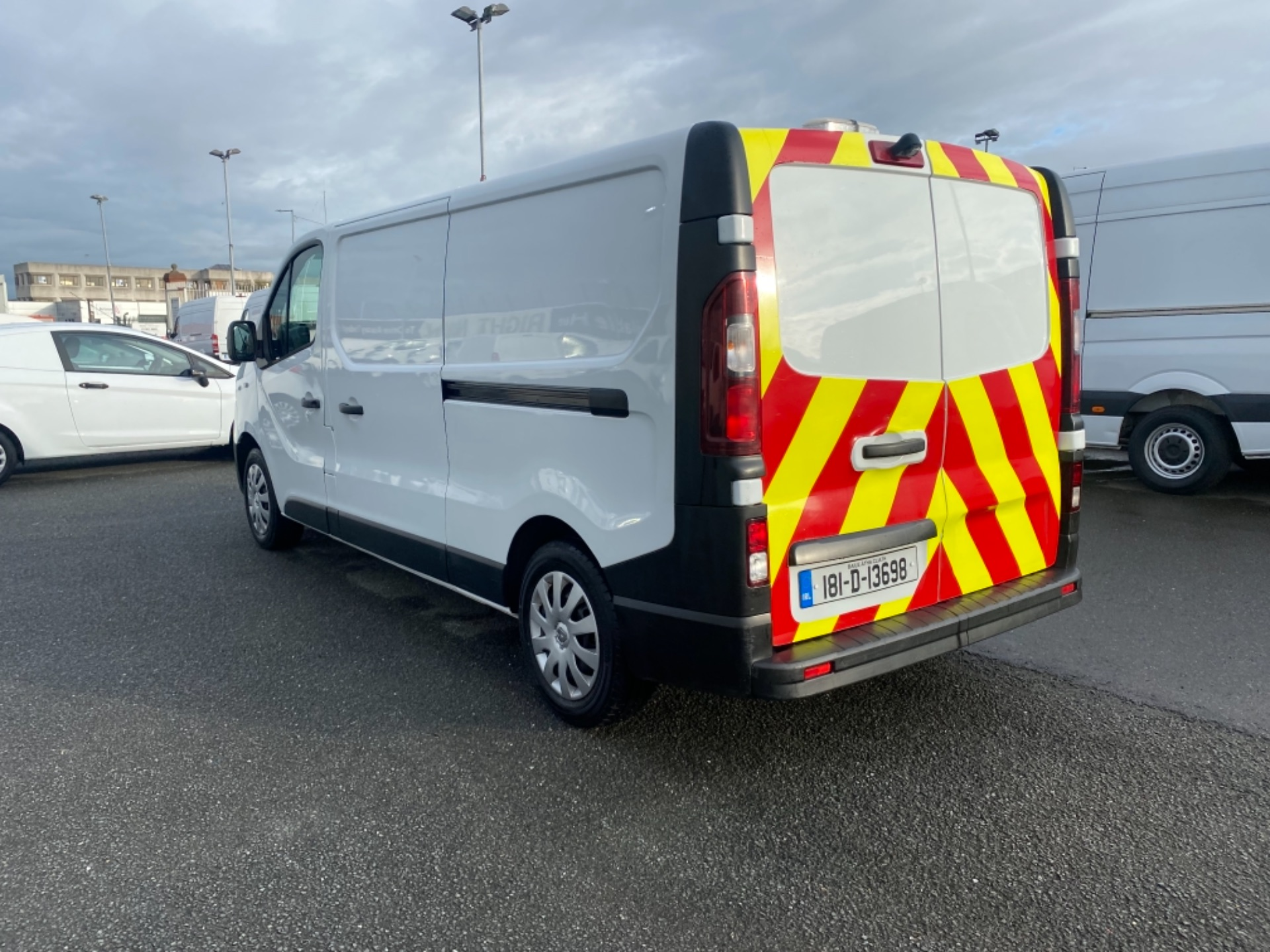 2018 Renault Trafic LL29 DCI 120 Business 3DR (181D13698) Image 4