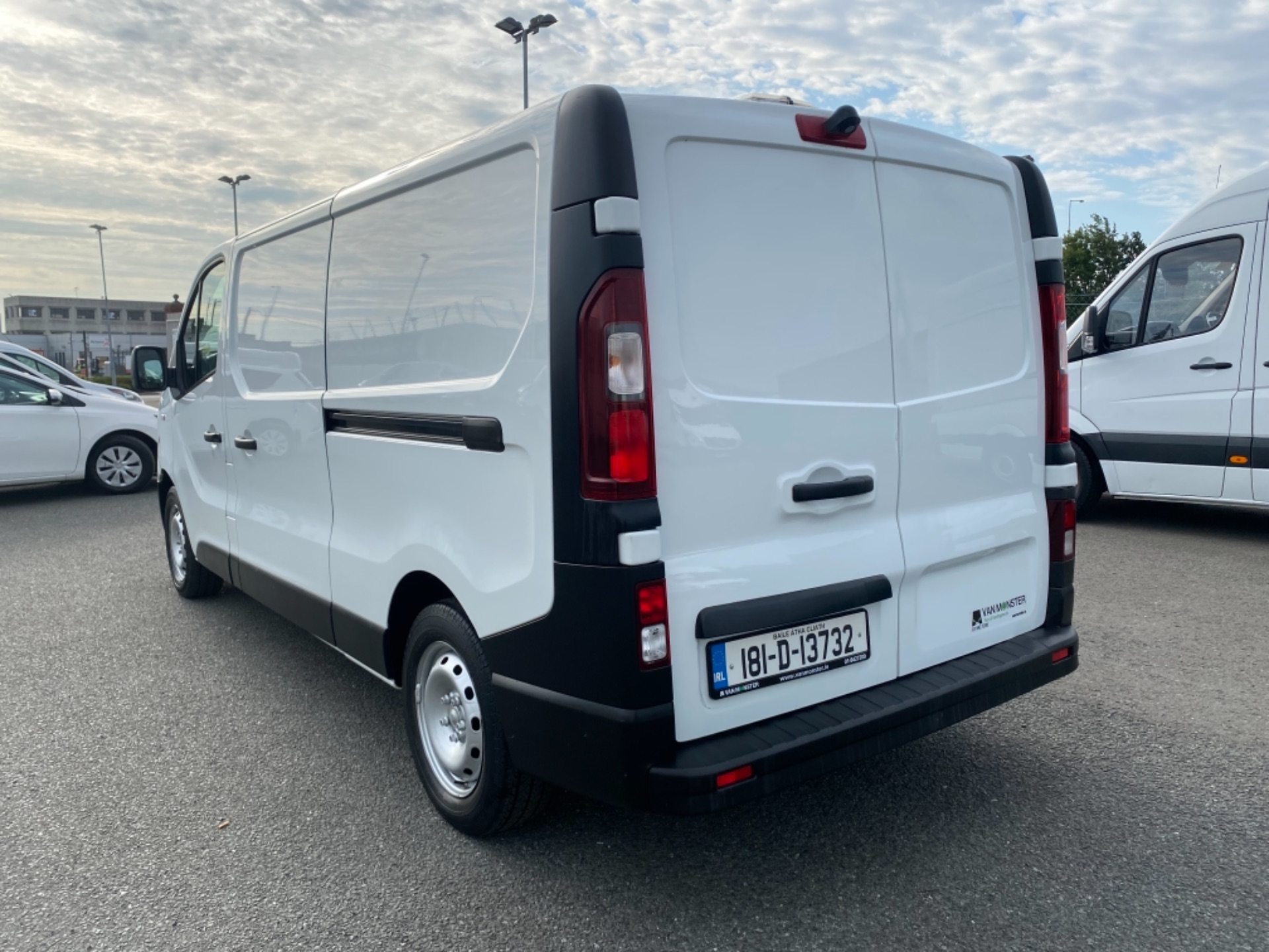2018 Renault Trafic LL29 DCI 120 Business 3DR (181D13732) Image 5