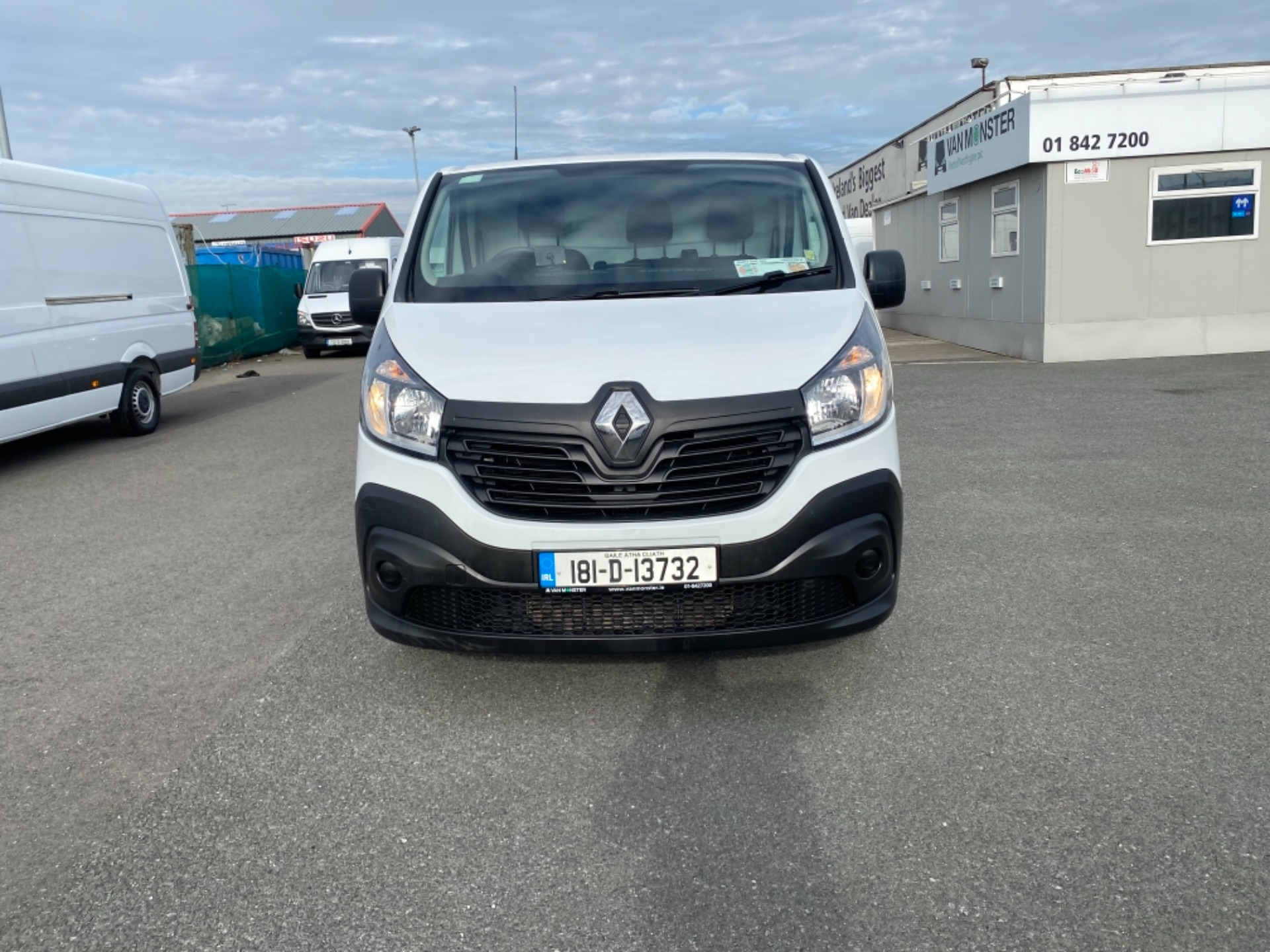 2018 Renault Trafic LL29 DCI 120 Business 3DR (181D13732) Image 2