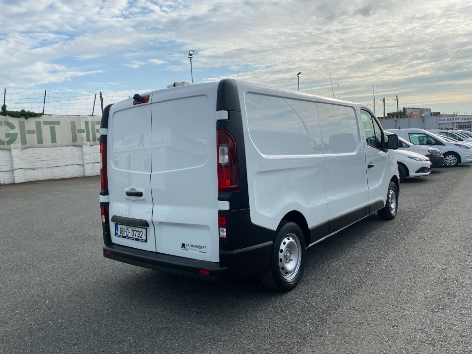 2018 Renault Trafic LL29 DCI 120 Business 3DR (181D13732) Image 7