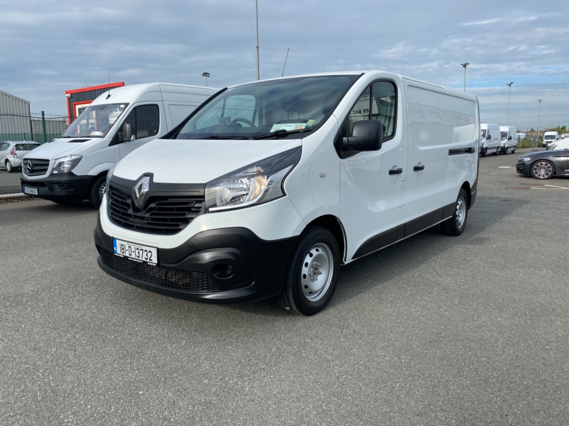 2018 Renault Trafic LL29 DCI 120 Business 3DR (181D13732) Image 3