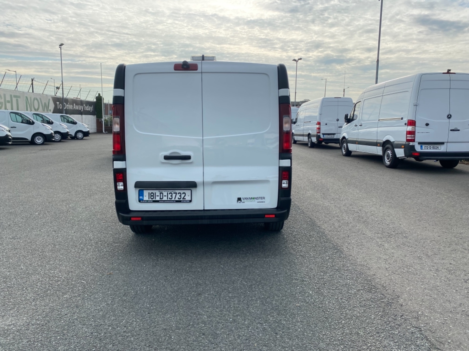 2018 Renault Trafic LL29 DCI 120 Business 3DR (181D13732) Image 6