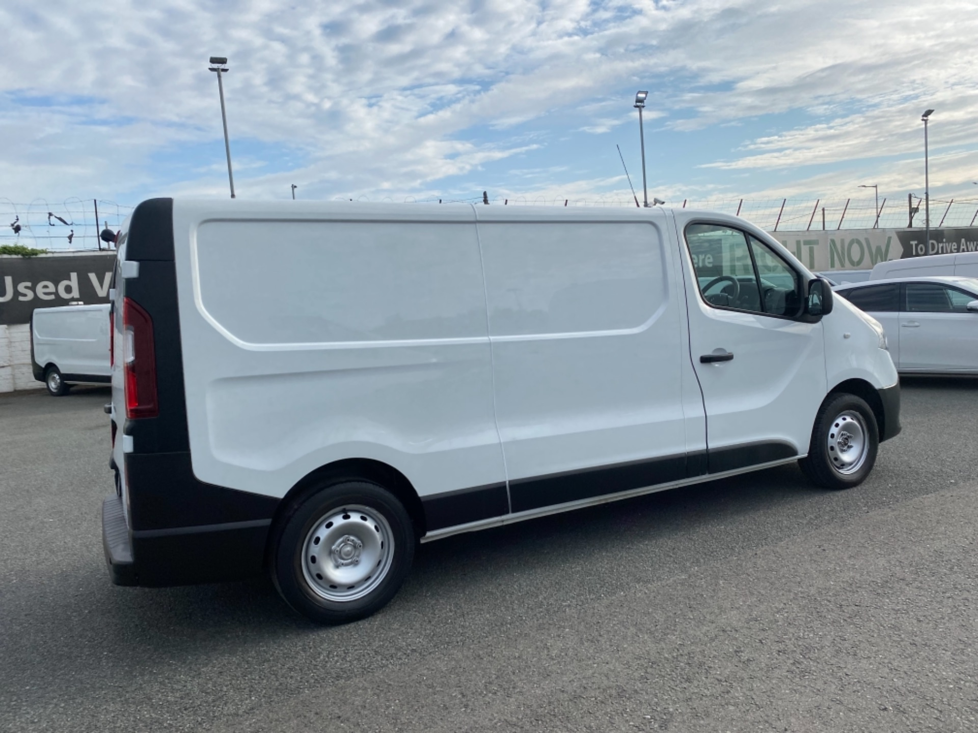 2018 Renault Trafic LL29 DCI 120 Business 3DR (181D13732) Image 8