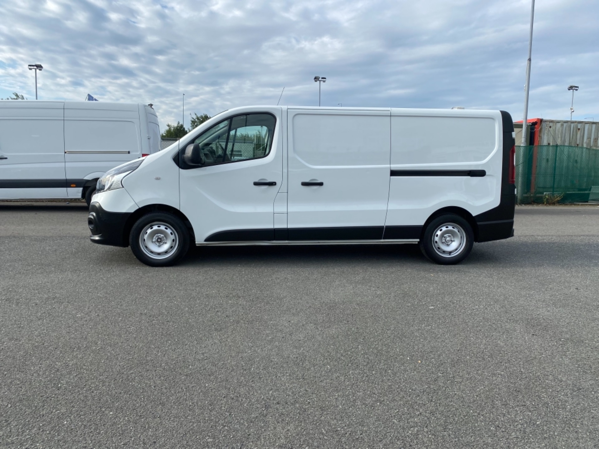2018 Renault Trafic LL29 DCI 120 Business 3DR (181D13732) Image 4