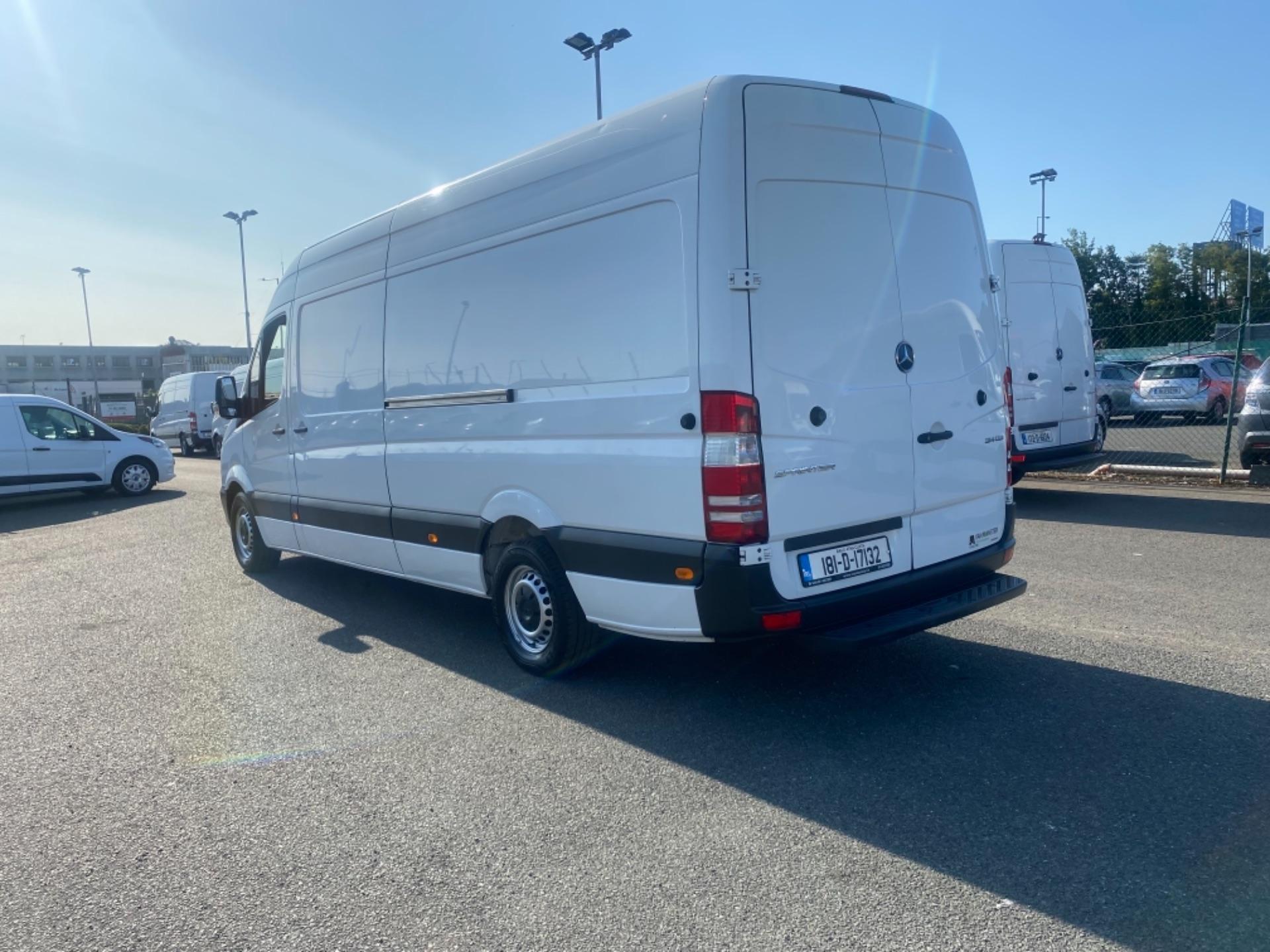 2018 Mercedes-Benz Sprinter 314/43 EU6 6DR (181D17132) Image 6