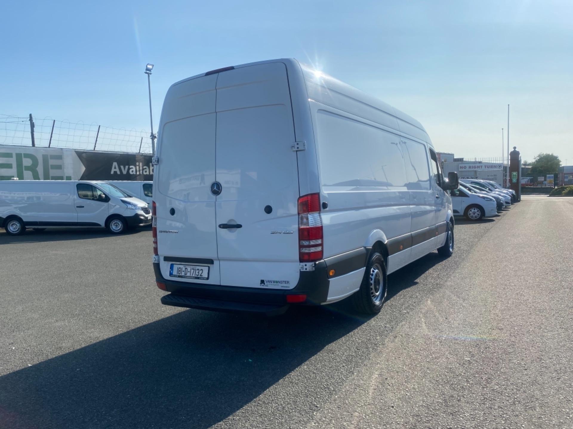 2018 Mercedes-Benz Sprinter 314/43 EU6 6DR (181D17132) Image 7