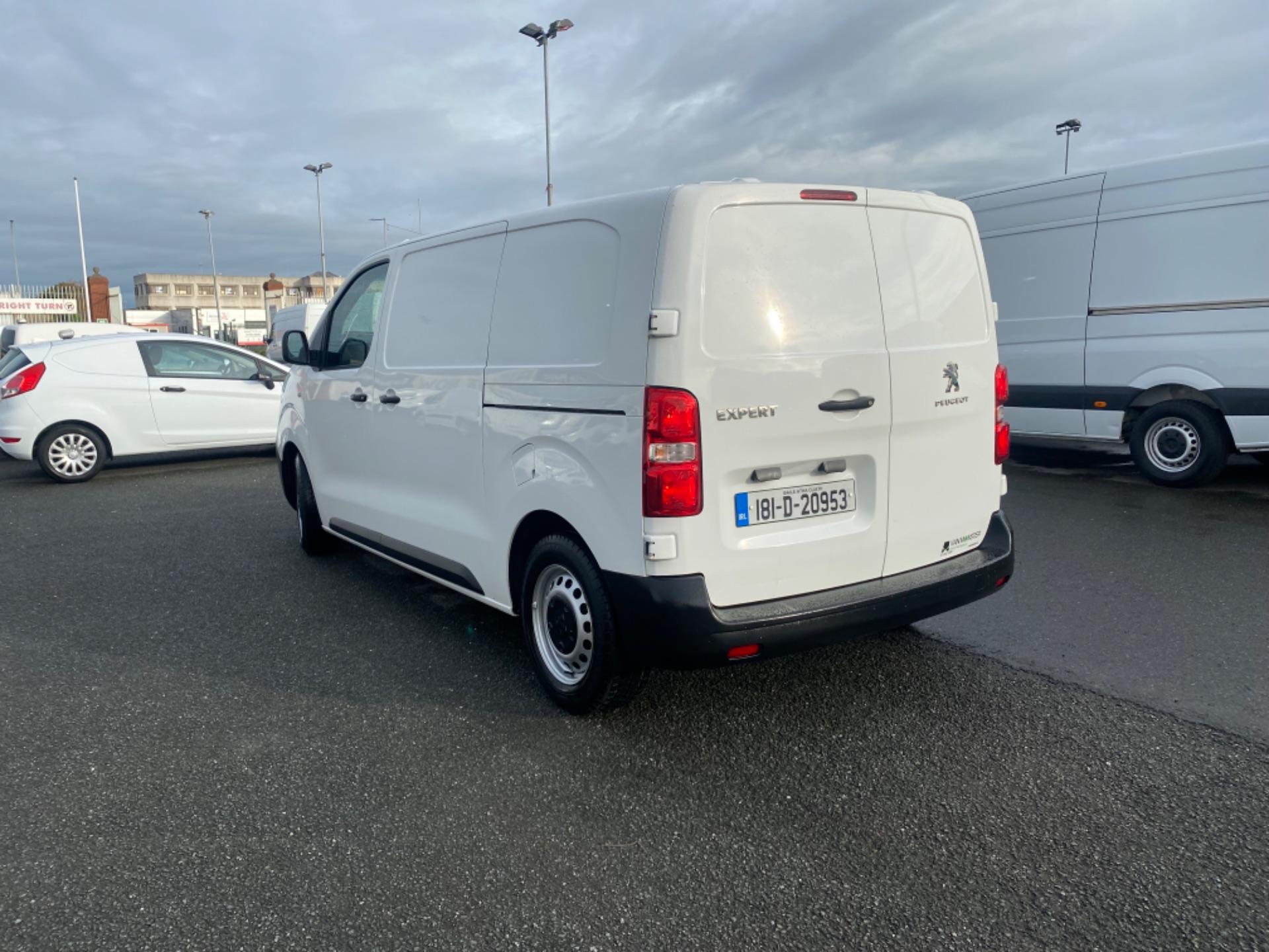 2018 Peugeot Expert Active Standard 1.6 Blue HDI 9 (181D20953) Image 4