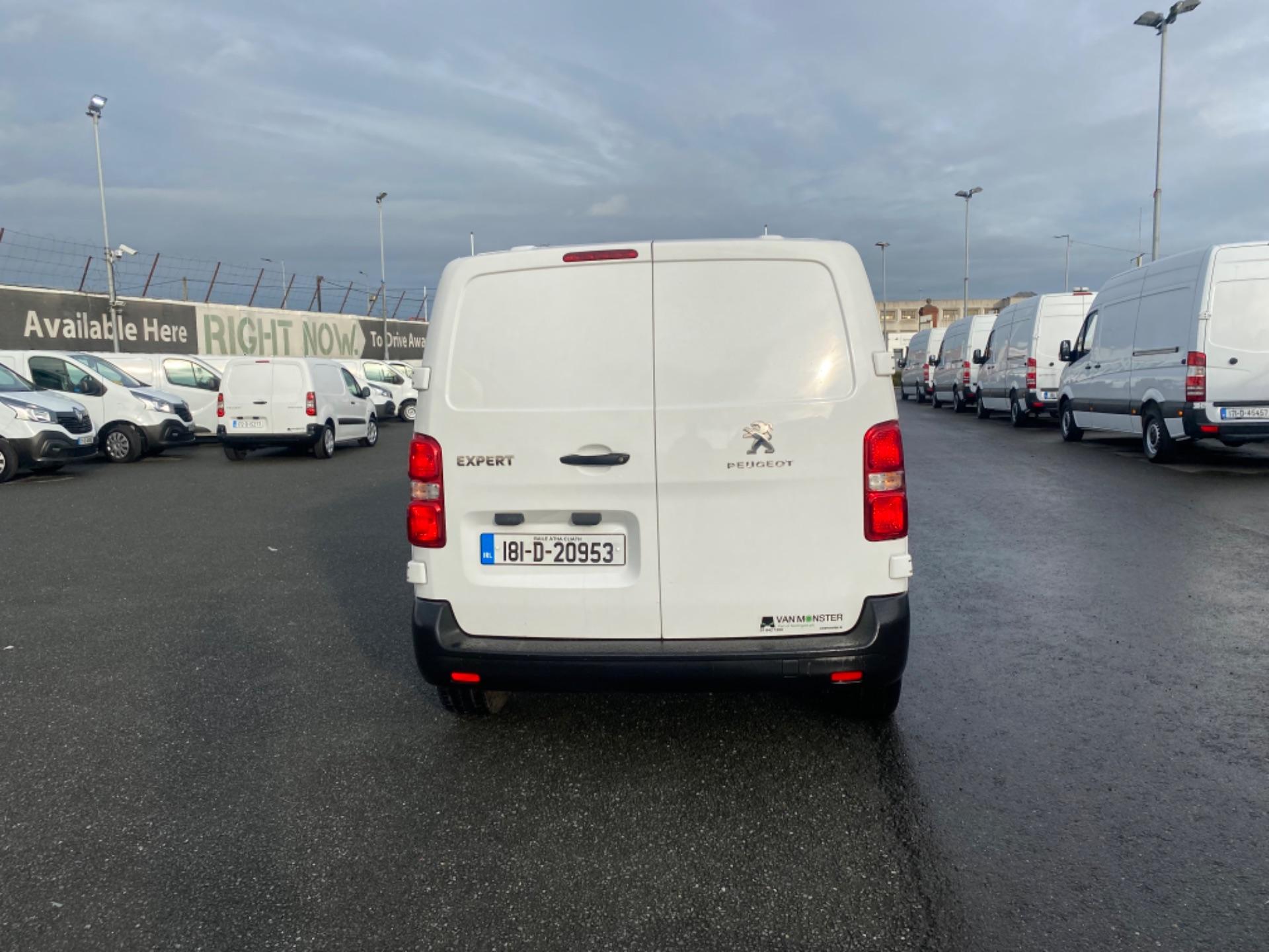 2018 Peugeot Expert Active Standard 1.6 Blue HDI 9 (181D20953) Image 5