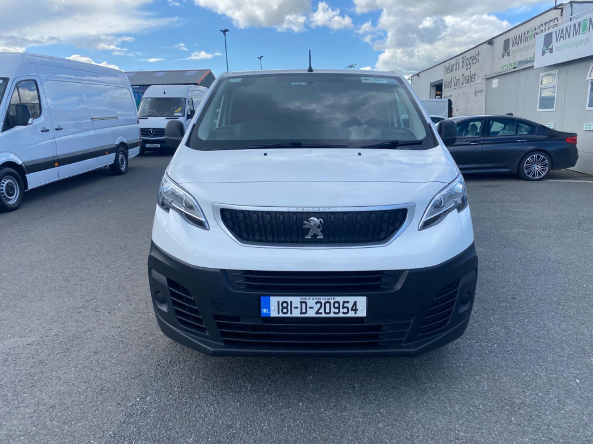2018 Peugeot Expert Active Standard 1.6 Blue HDI 9 (181D20954) Image 2