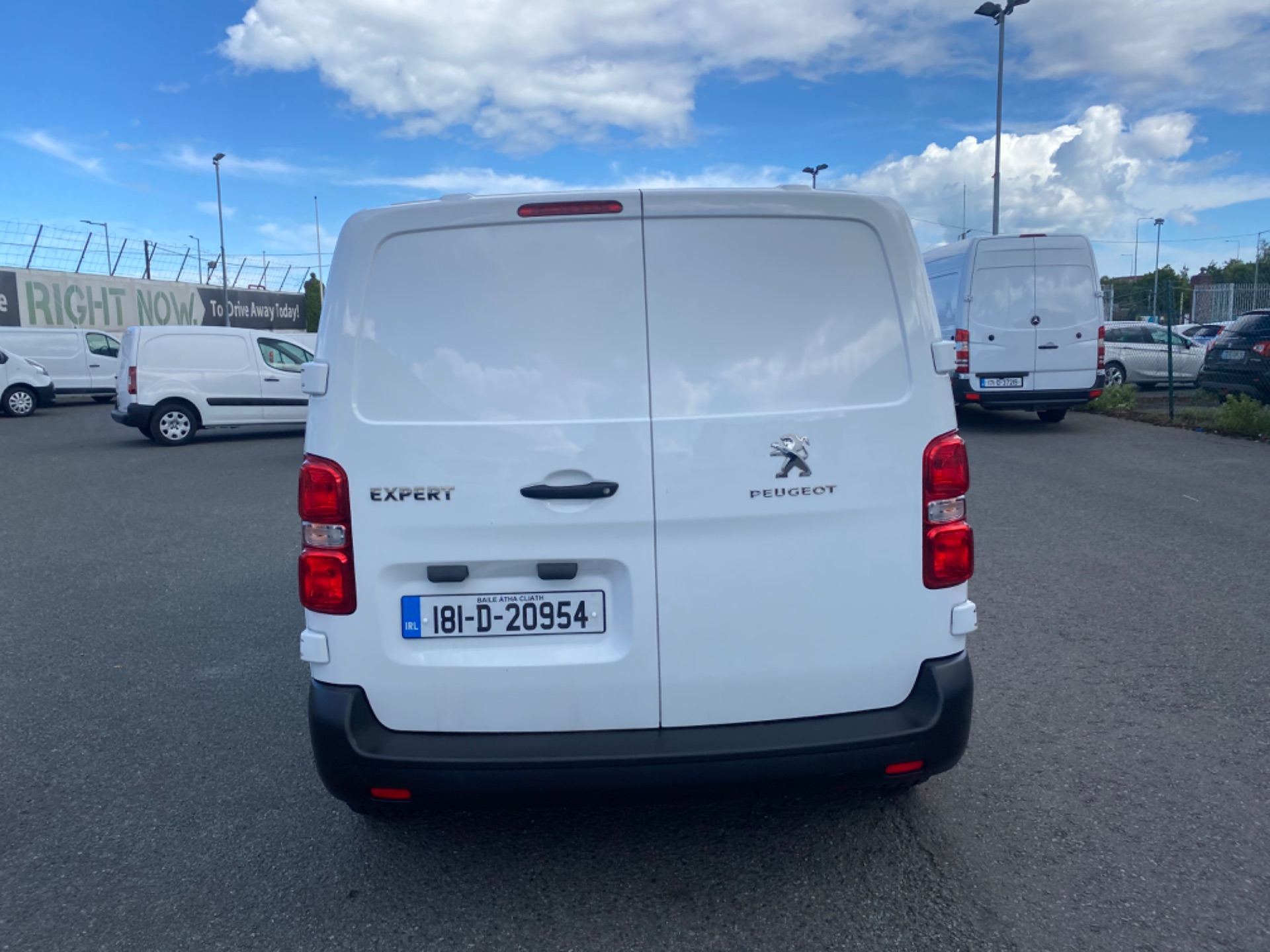 2018 Peugeot Expert Active Standard 1.6 Blue HDI 9 (181D20954) Image 5