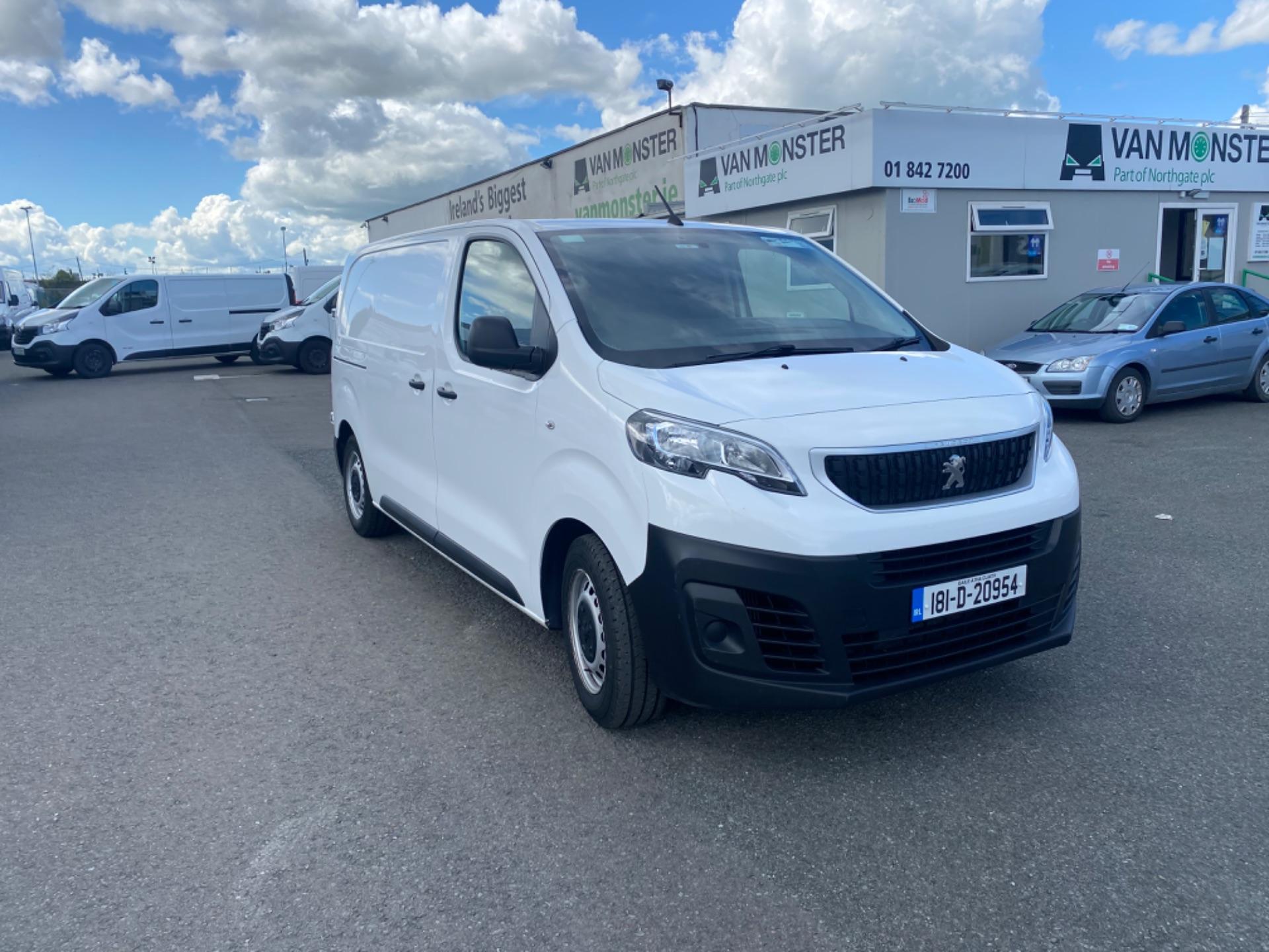 2018 Peugeot Expert Active Standard 1.6 Blue HDI 9 (181D20954)