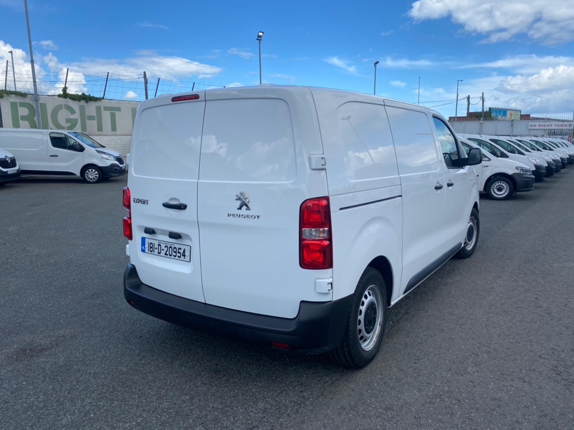 2018 Peugeot Expert Active Standard 1.6 Blue HDI 9 (181D20954) Image 7