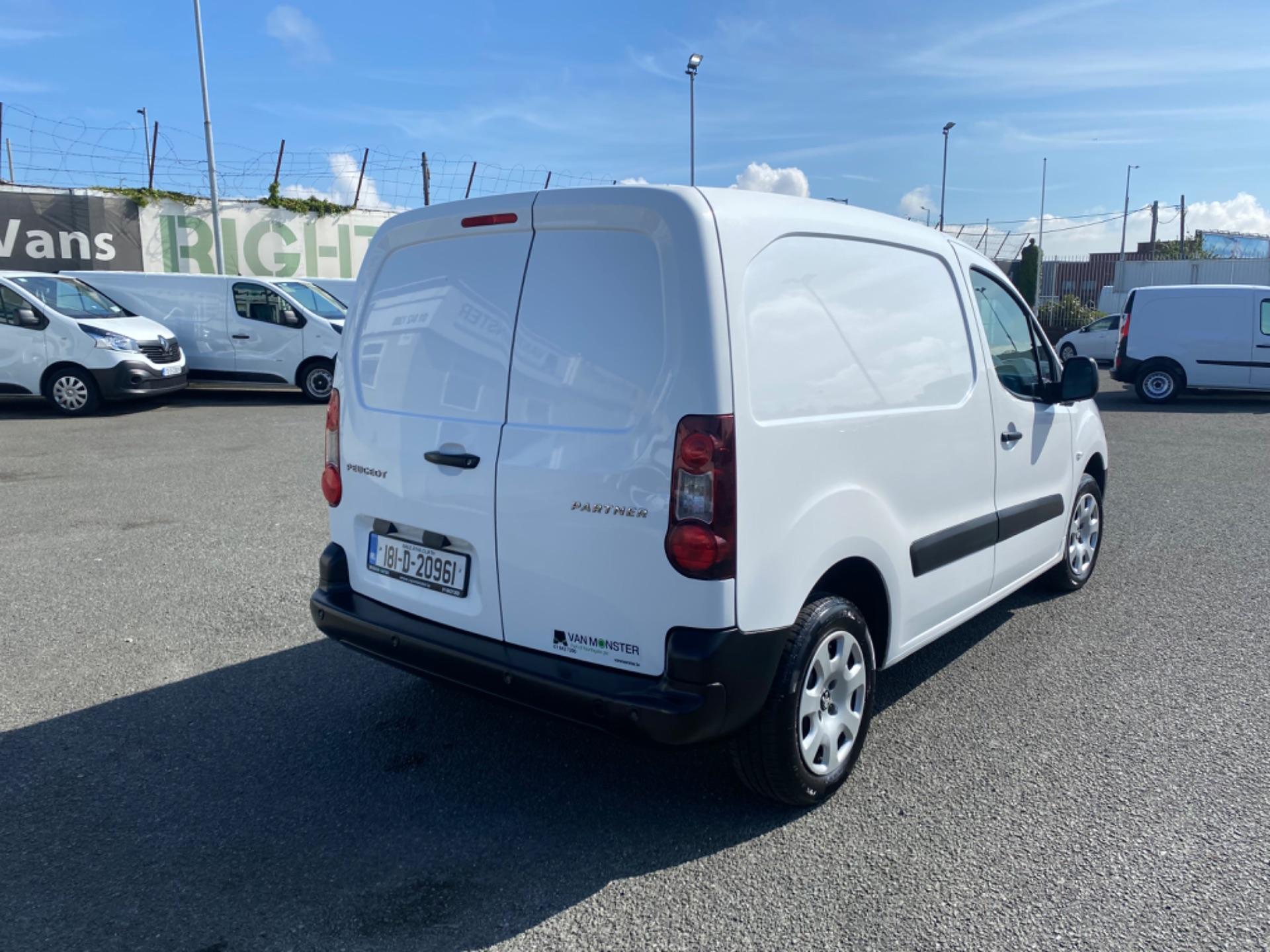2018 Peugeot Partner Professional 1.6 Blue HDI 100 (181D20961) Image 7