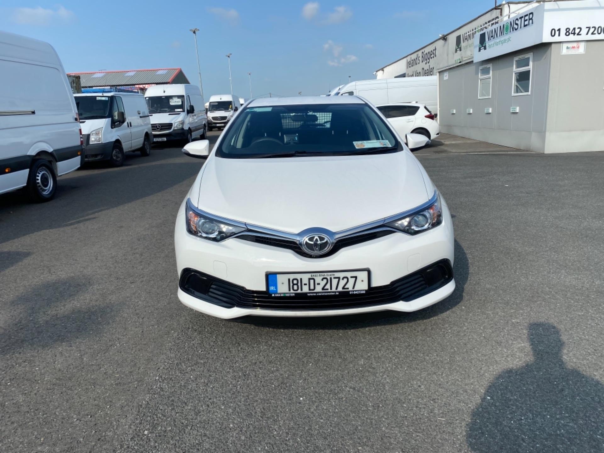 2018 Toyota Auris VAN 1.4 D4D Terra 4DR (181D21727) Image 2