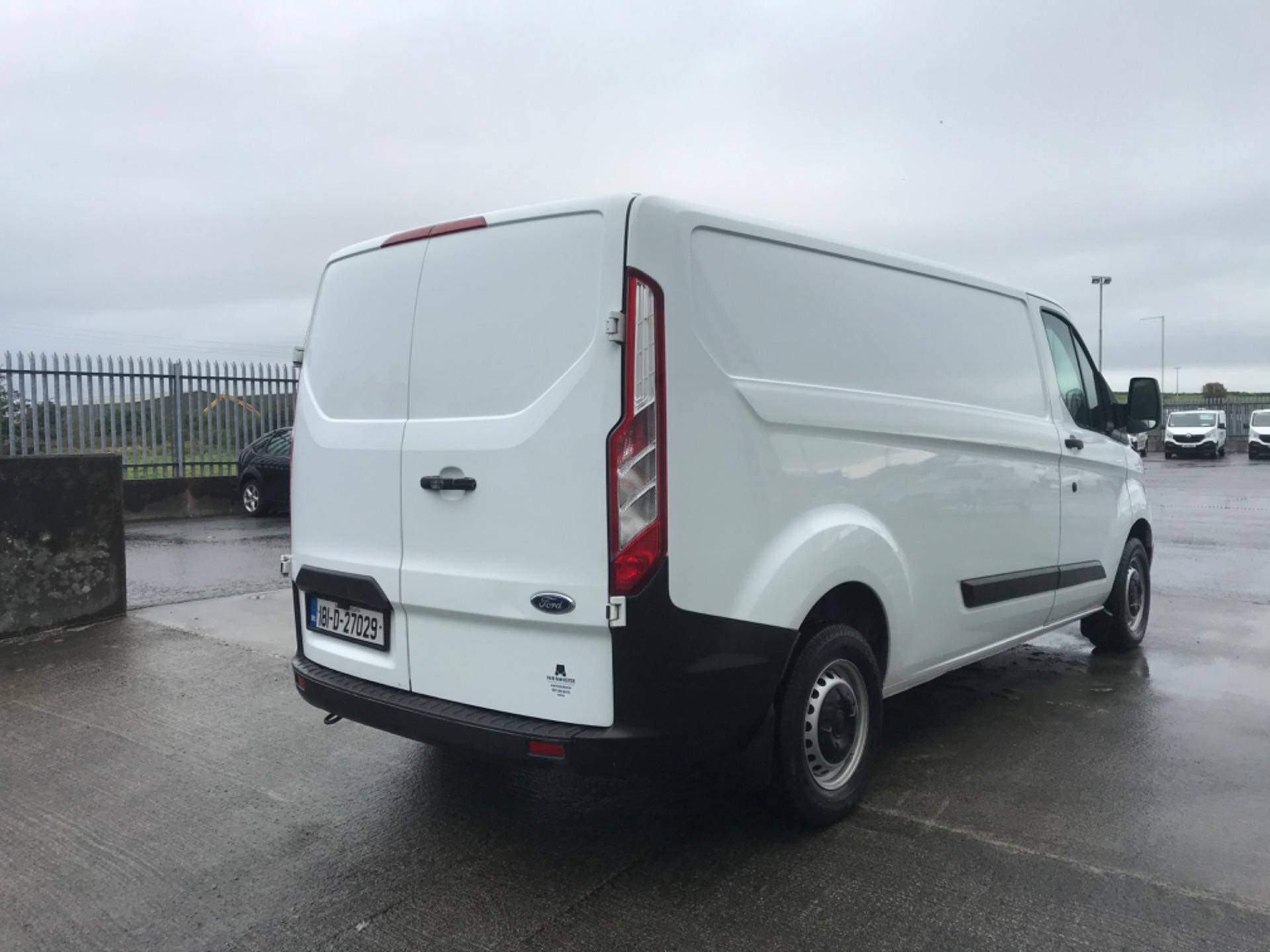 2018 Ford Transit Custom Custom 300 Lbase 2.0 105PS 3DR (181D27029) Image 5