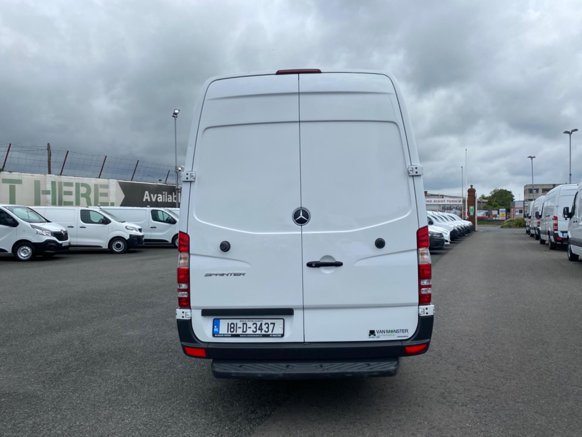 2018 Mercedes-Benz Sprinter 314/43 EU6 6DR (181D3437) Image 6