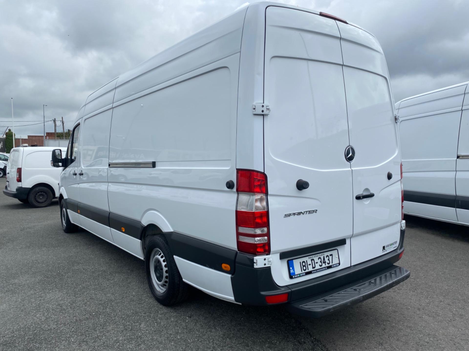 2018 Mercedes-Benz Sprinter 314/43 EU6 6DR (181D3437) Image 5