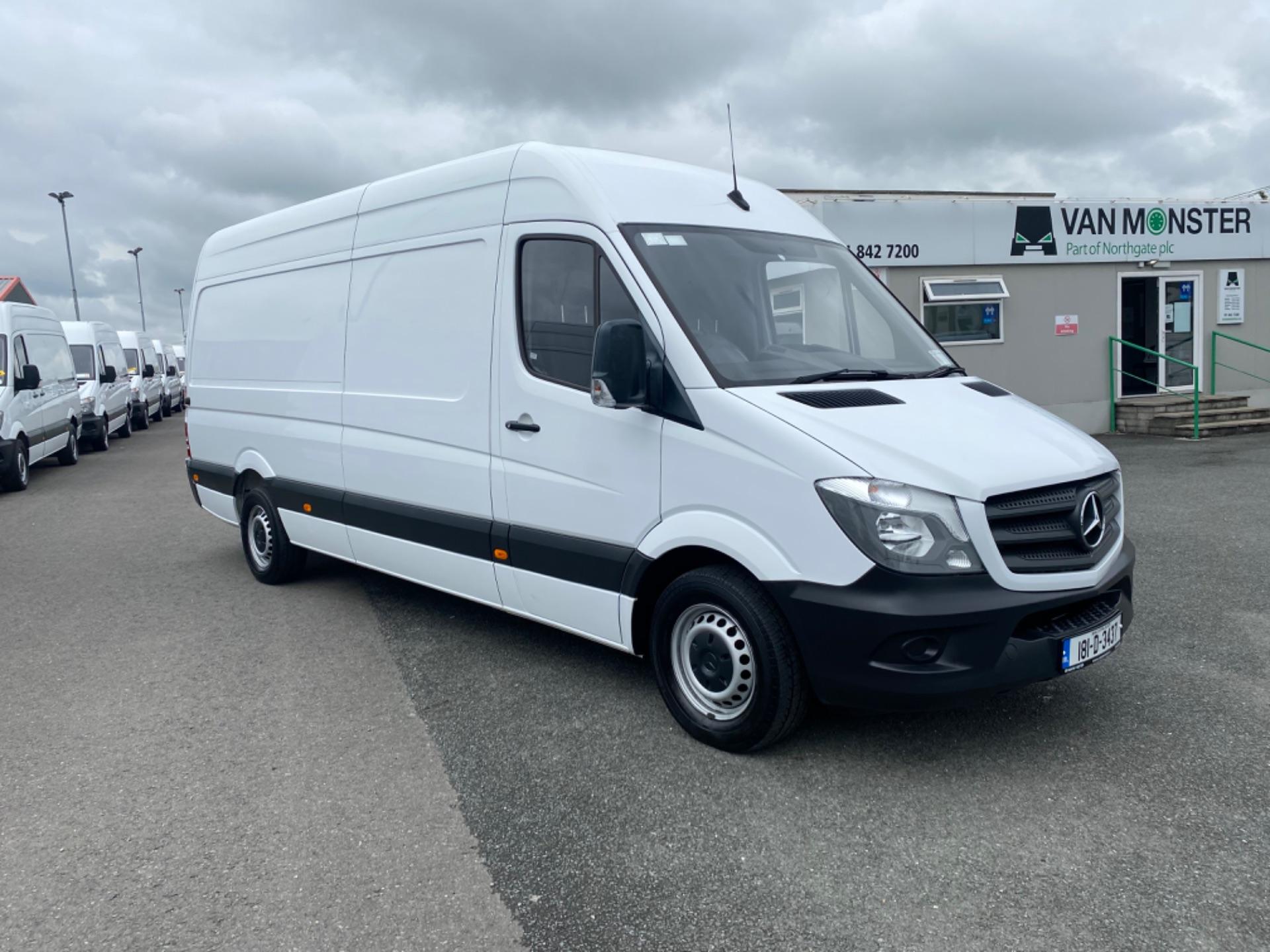 2018 Mercedes-Benz Sprinter 314/43 EU6 6DR (181D3437) Image 3
