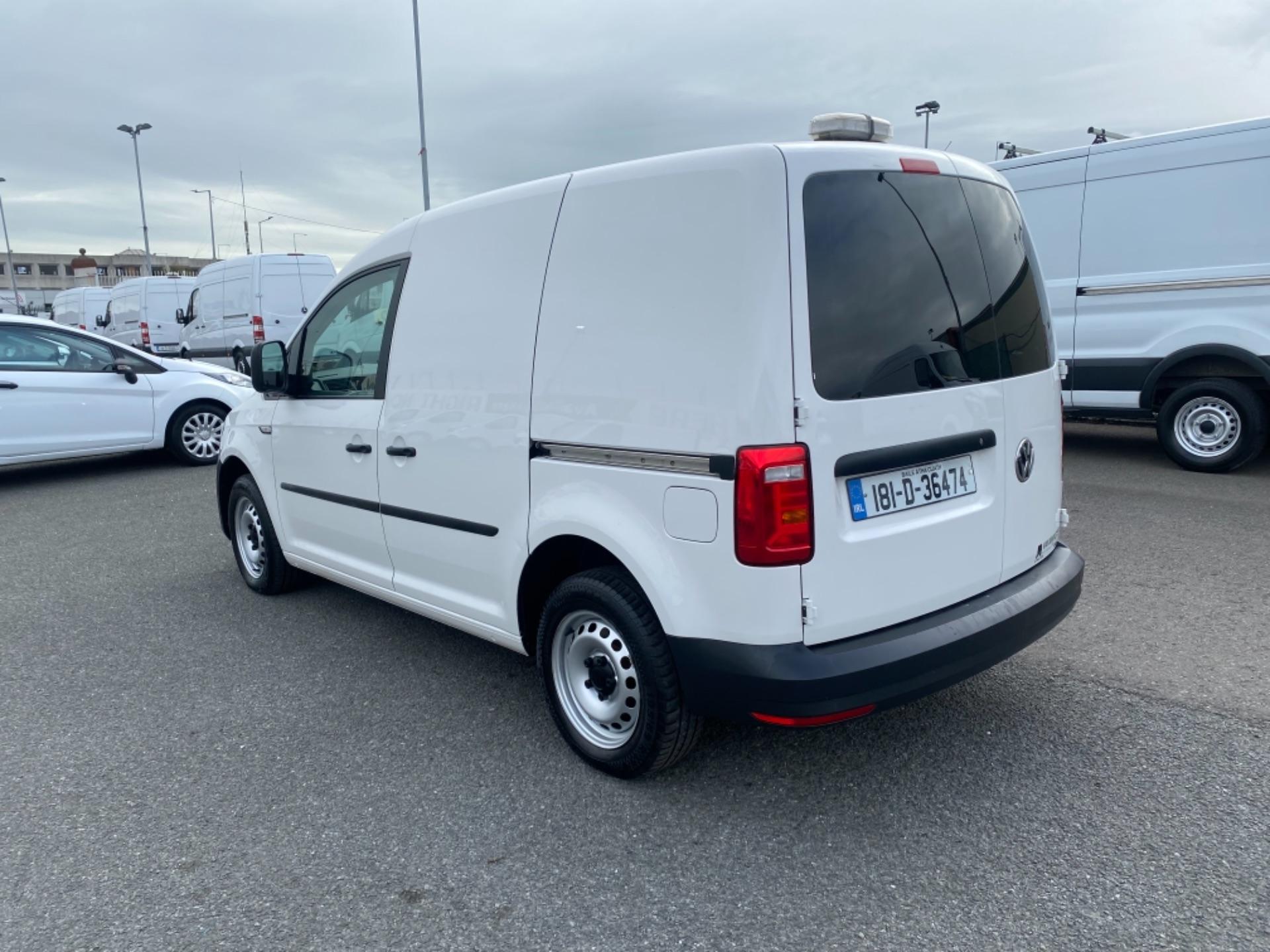 2018 Volkswagen Caddy PV TDI 102HP M5F (181D36474) Image 5