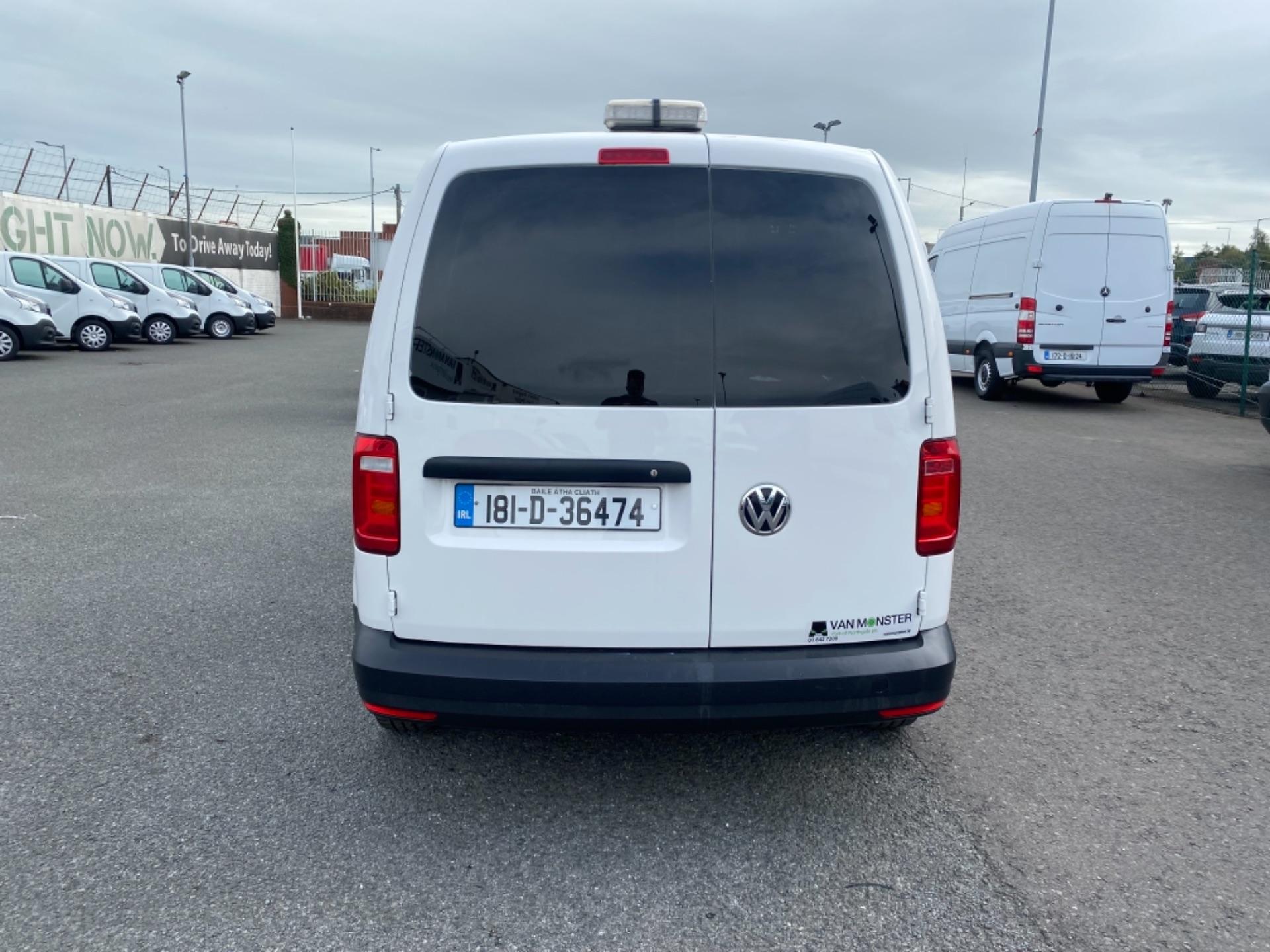 2018 Volkswagen Caddy PV TDI 102HP M5F (181D36474) Image 6