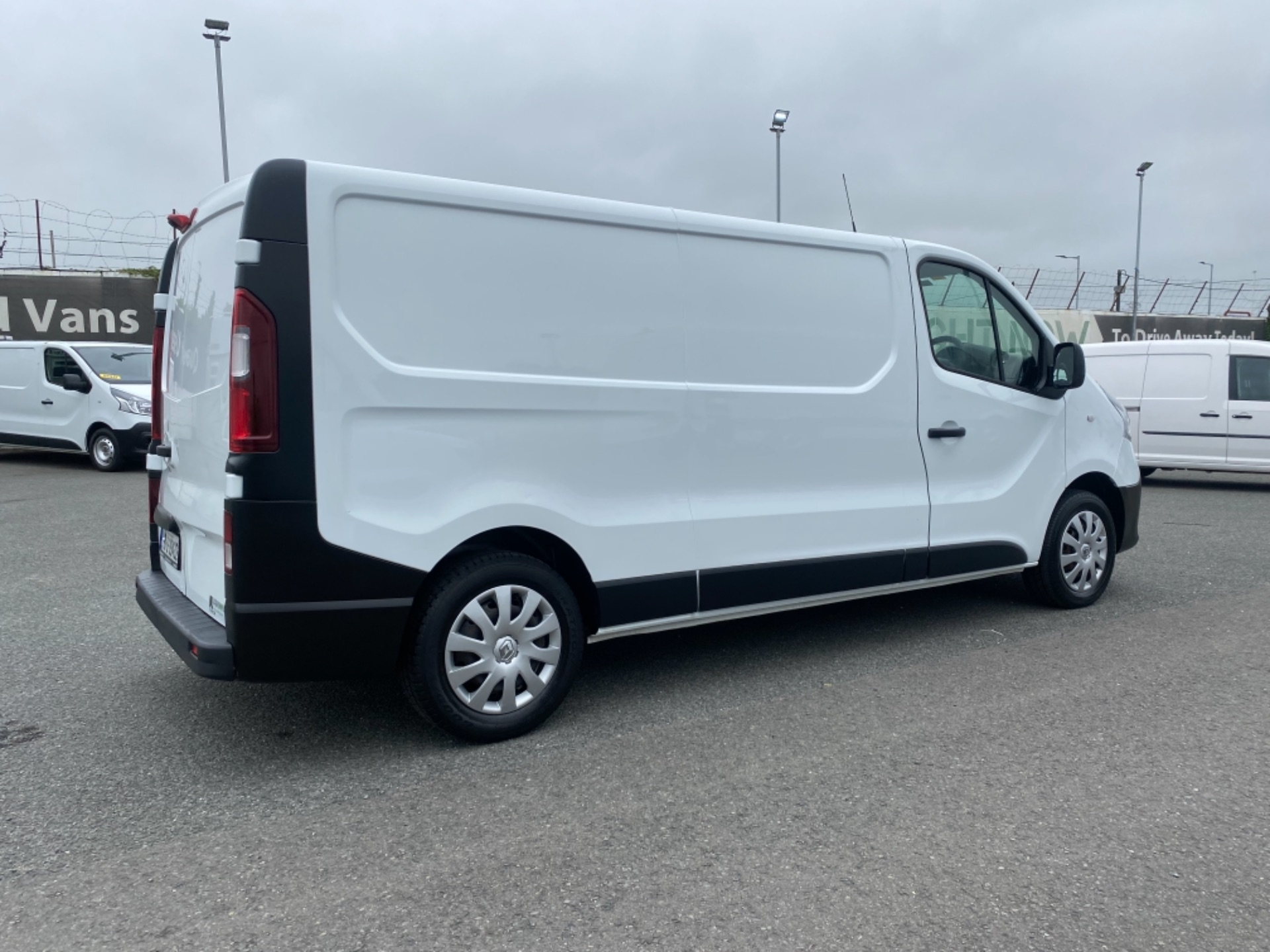 2018 Renault Trafic LL29 DCI 120 Business 3DR (181D39432) Image 8