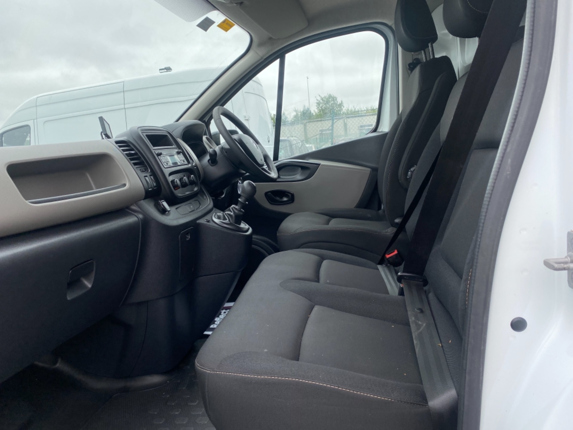 2018 Renault Trafic LL29 DCI 120 Business 3DR (181D39432) Image 11