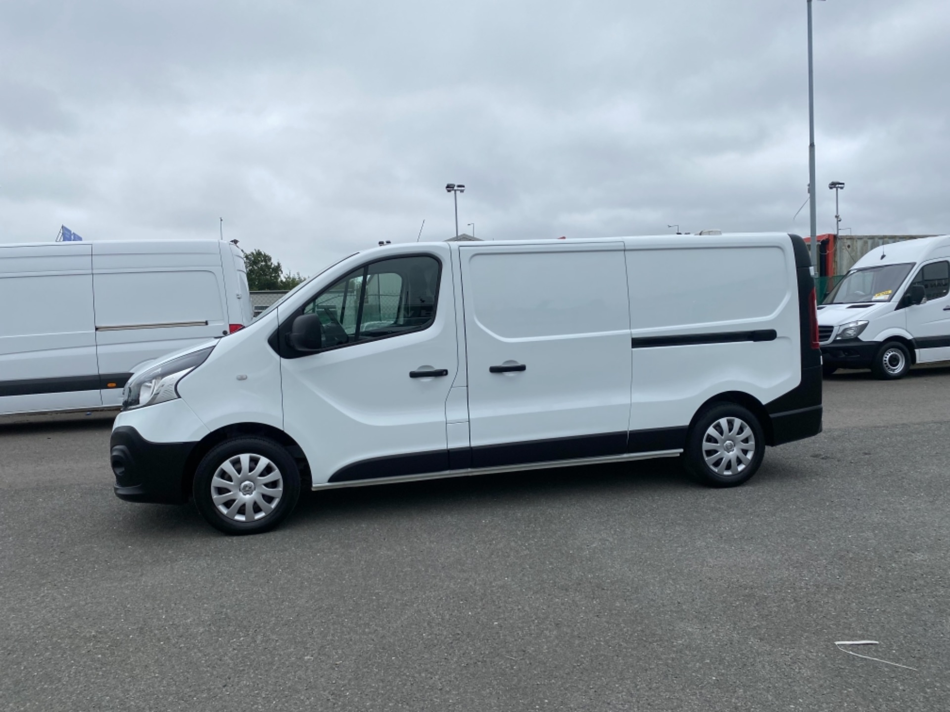 2018 Renault Trafic LL29 DCI 120 Business 3DR (181D39432) Image 4