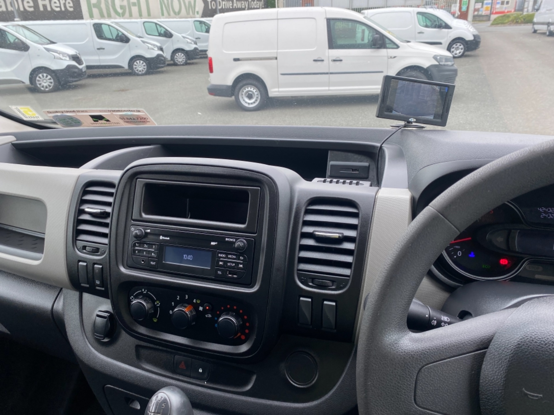 2018 Renault Trafic LL29 DCI 120 Business 3DR (181D39432) Image 12