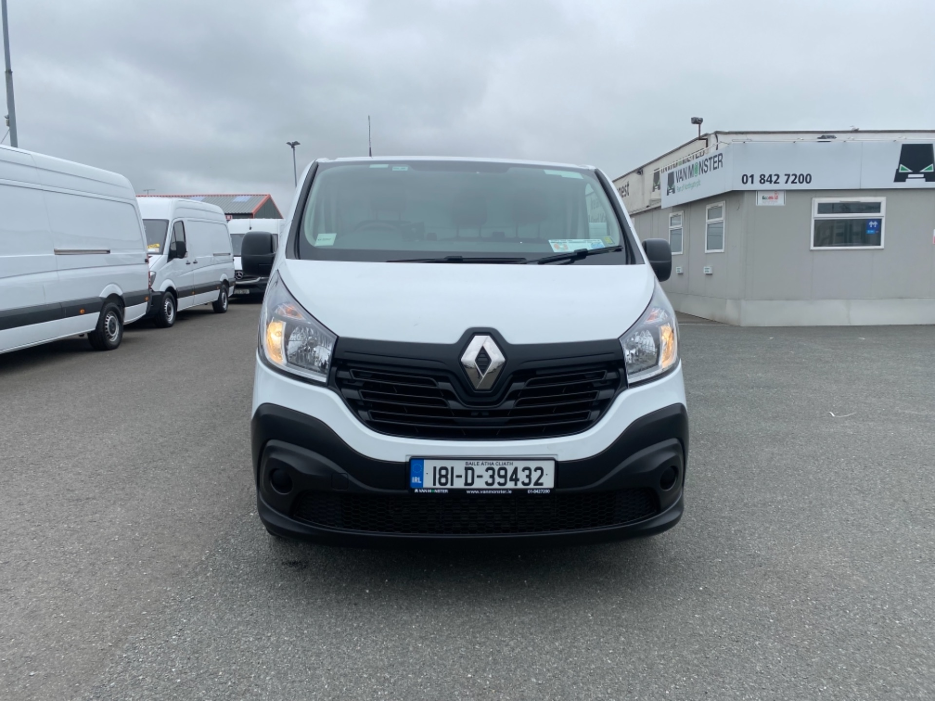 2018 Renault Trafic LL29 DCI 120 Business 3DR (181D39432) Image 3