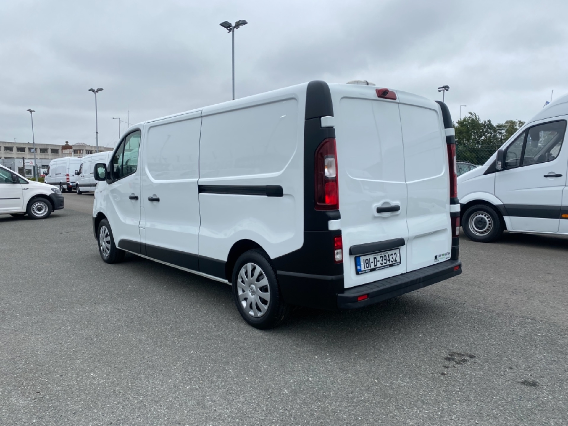 2018 Renault Trafic LL29 DCI 120 Business 3DR (181D39432) Image 5