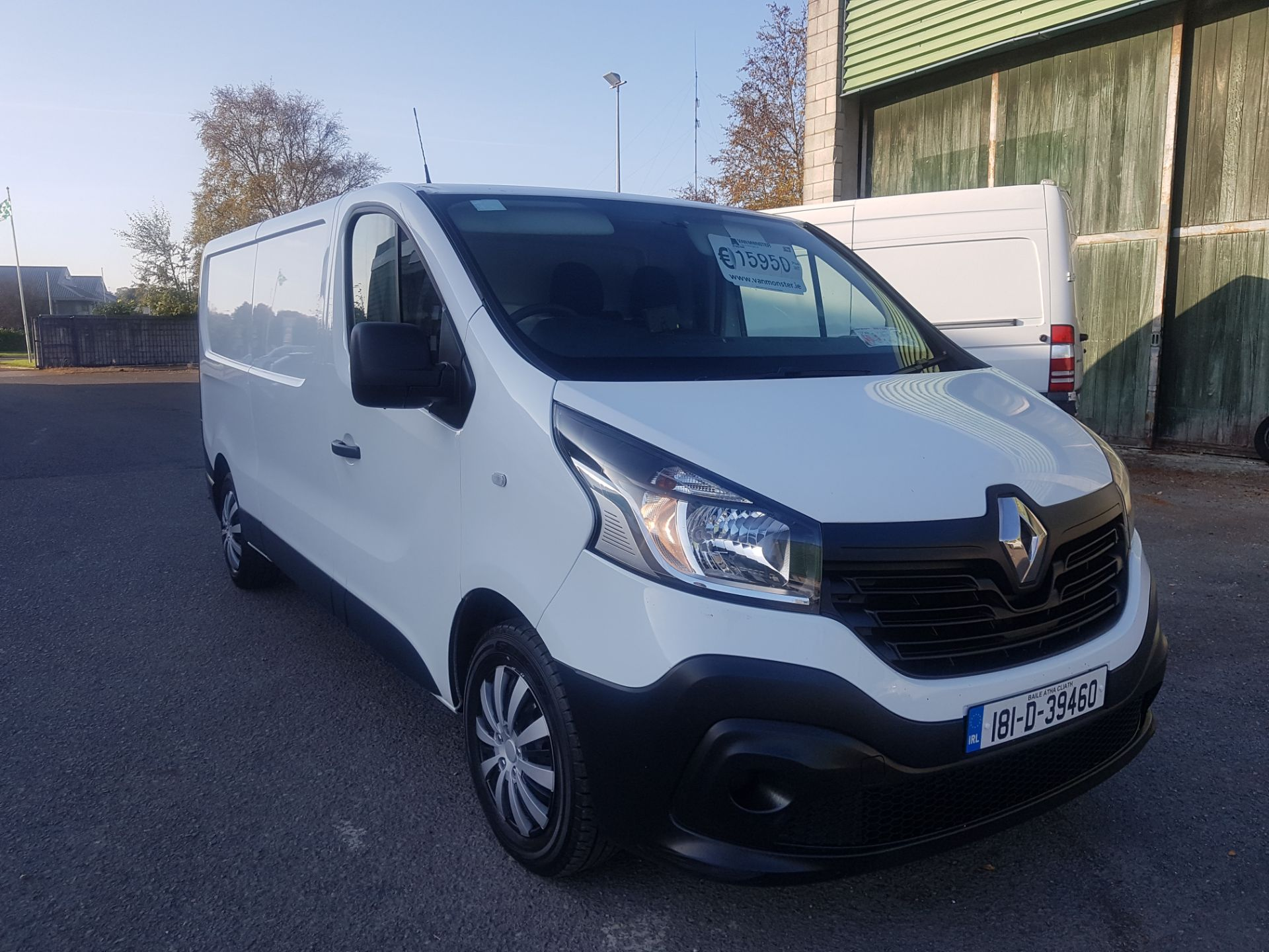 2018 Renault Trafic LL29 DCI 120 Business 3DR