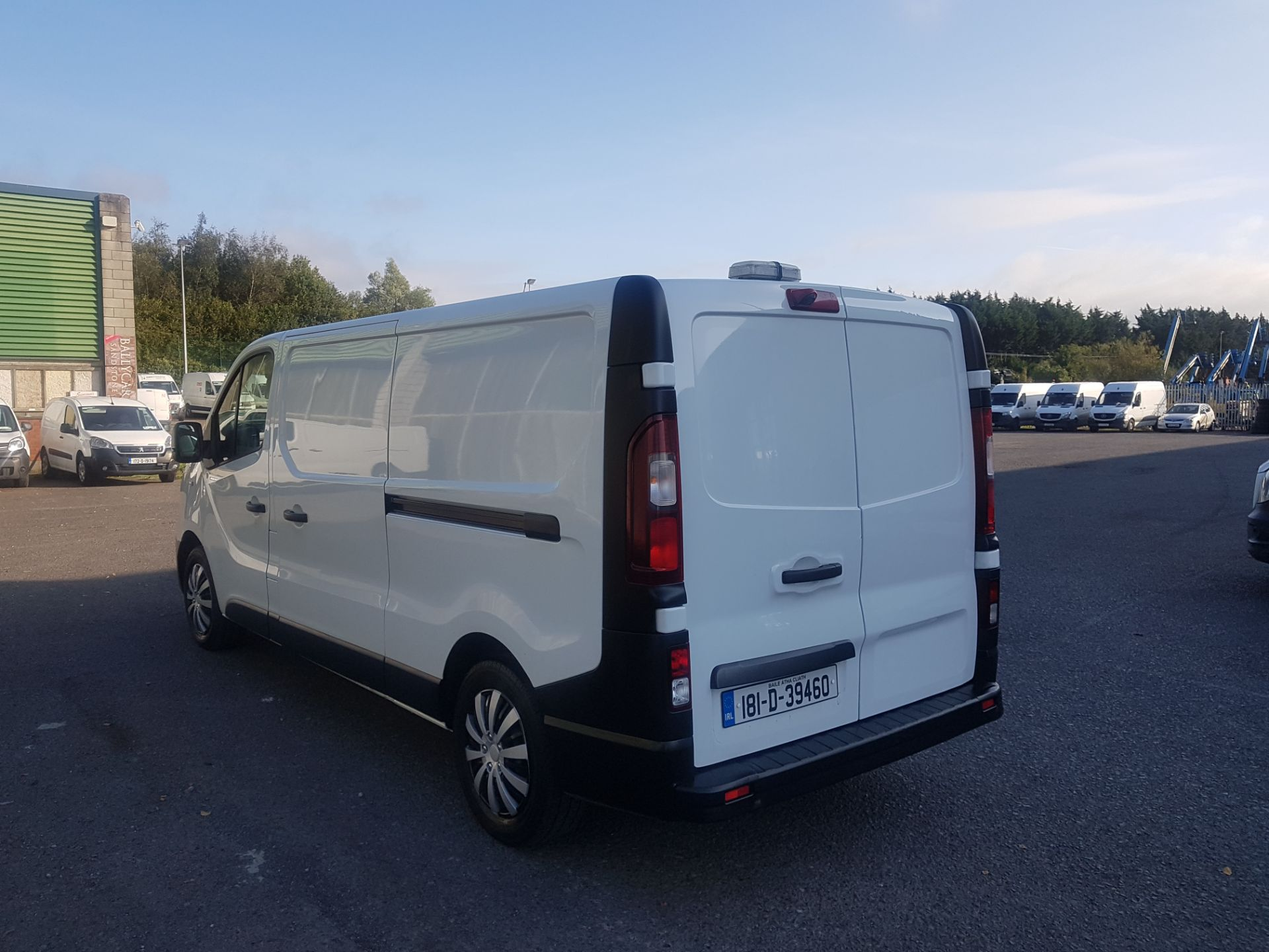 2018 Renault Trafic LL29 DCI 120 Business 3DR (181D39460) Image 5